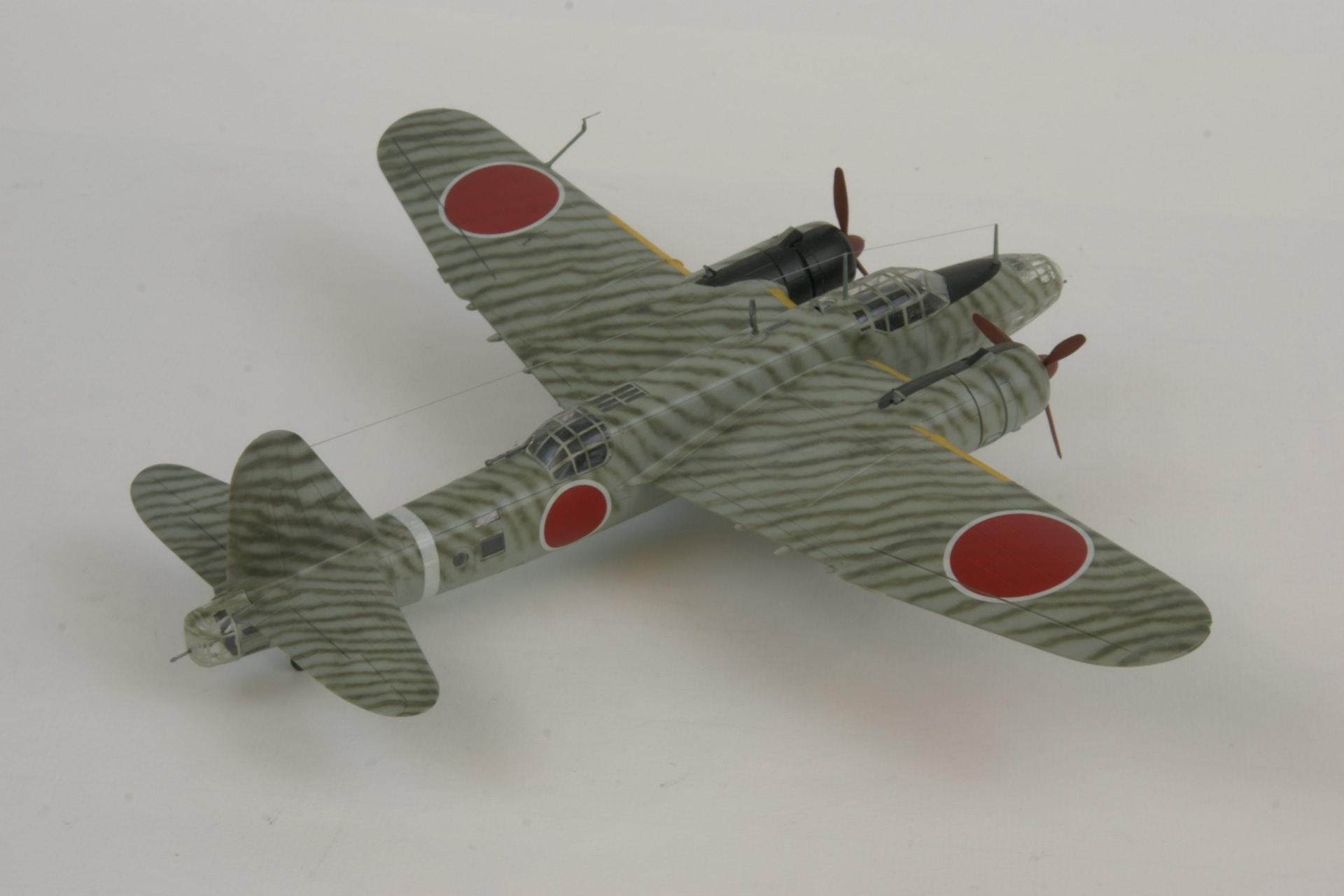 Nakajima ki 49 ii helen 3