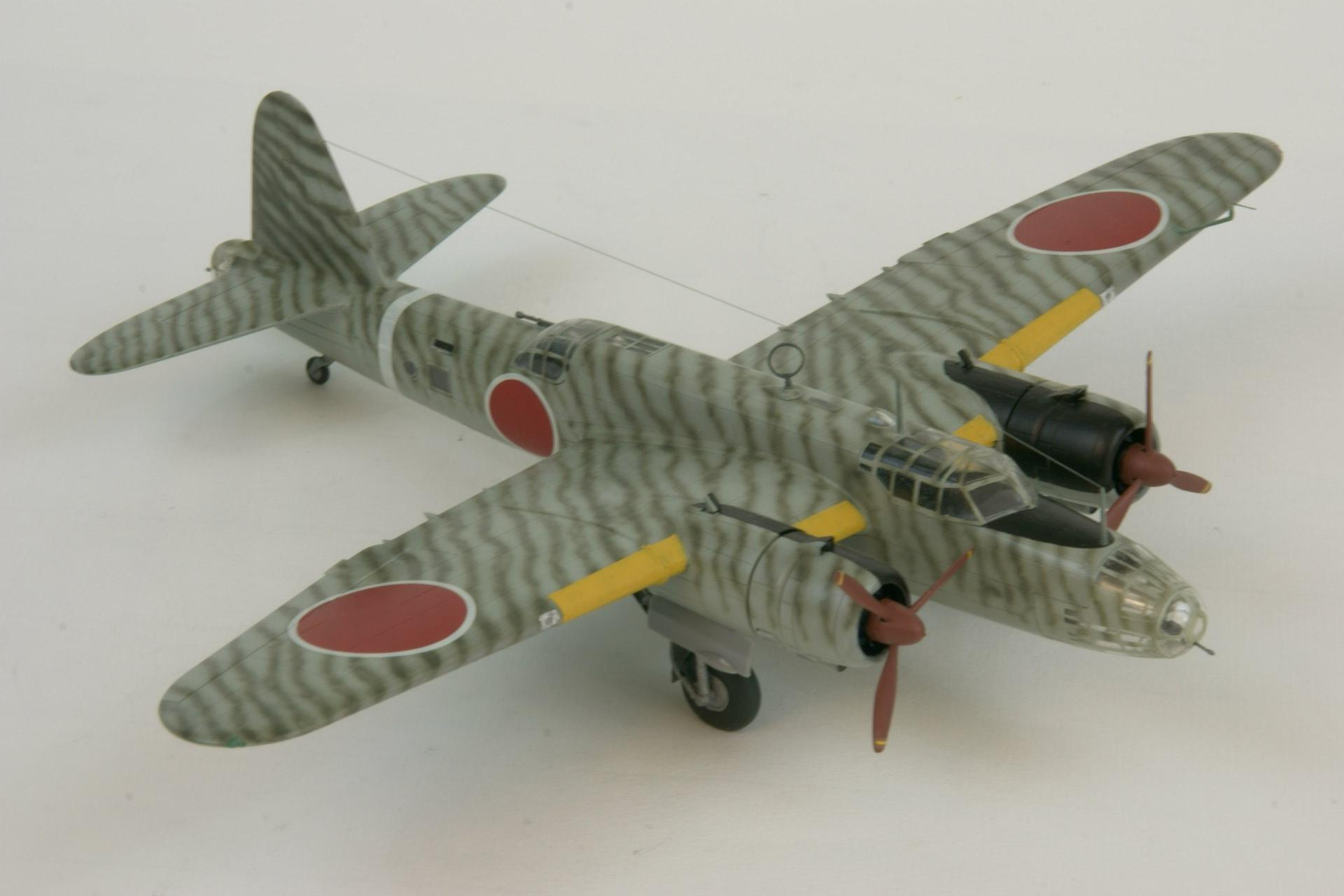 Nakajima ki 49 ii helen 4