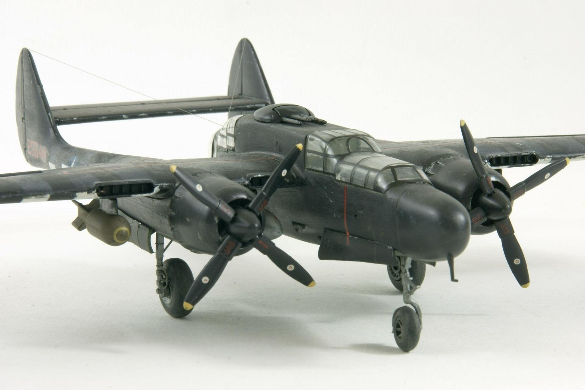 Northrop p 61a black widow 11