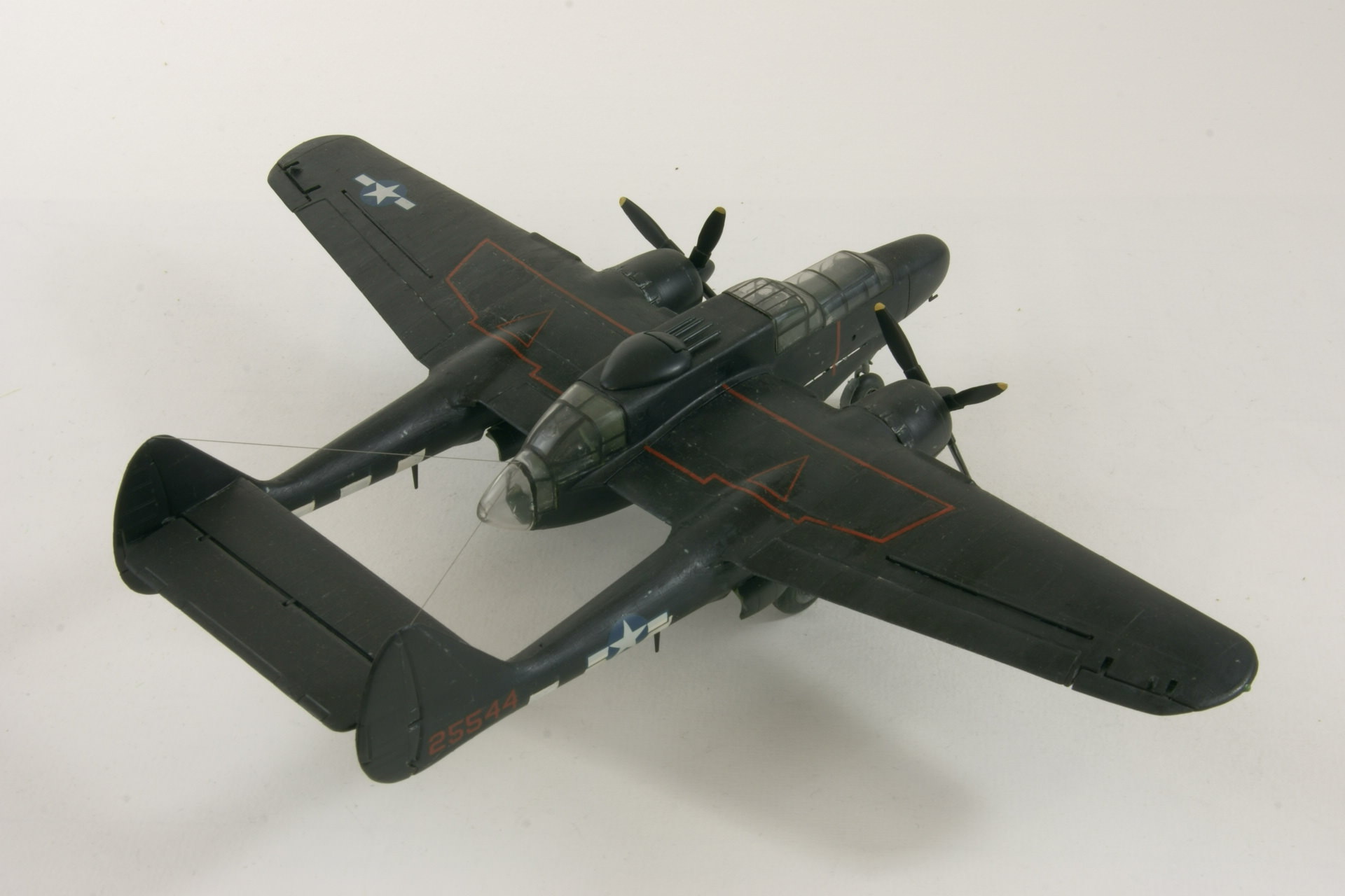 Northrop p 61a black widow 3 1