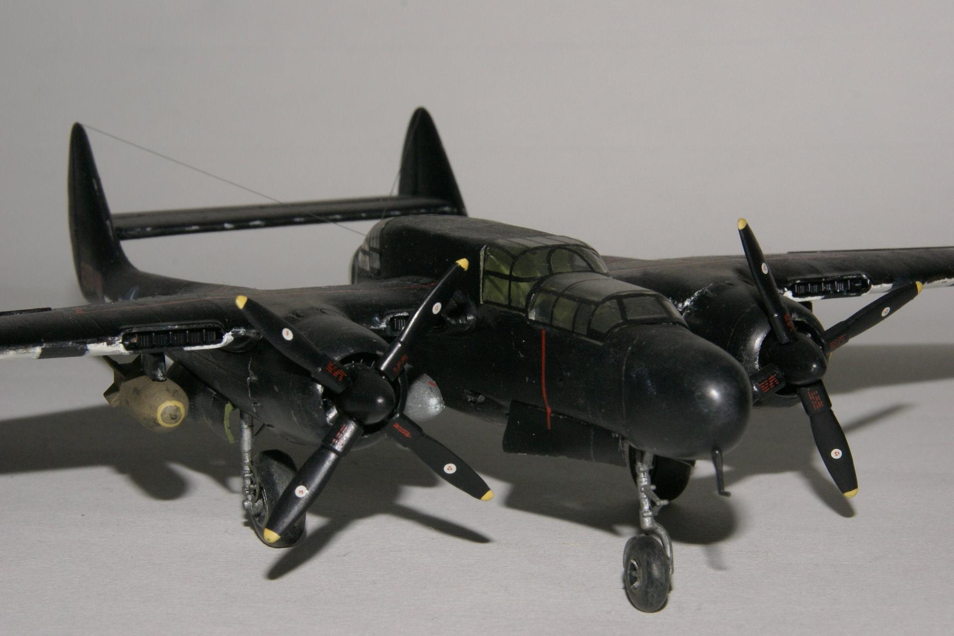 Northrop p 61a black widow 3 2
