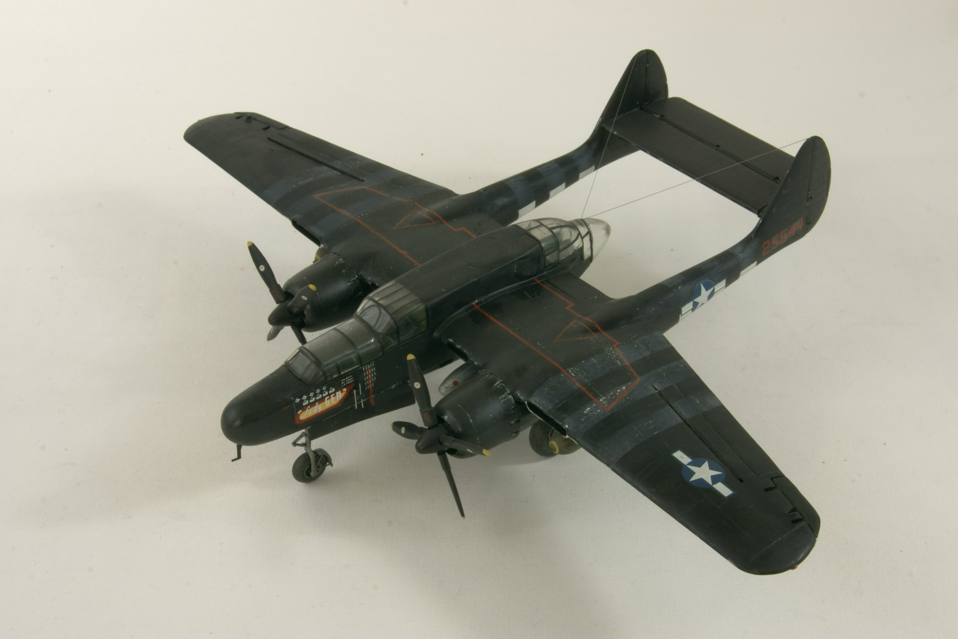 Northrop p 61a black widow 5 1