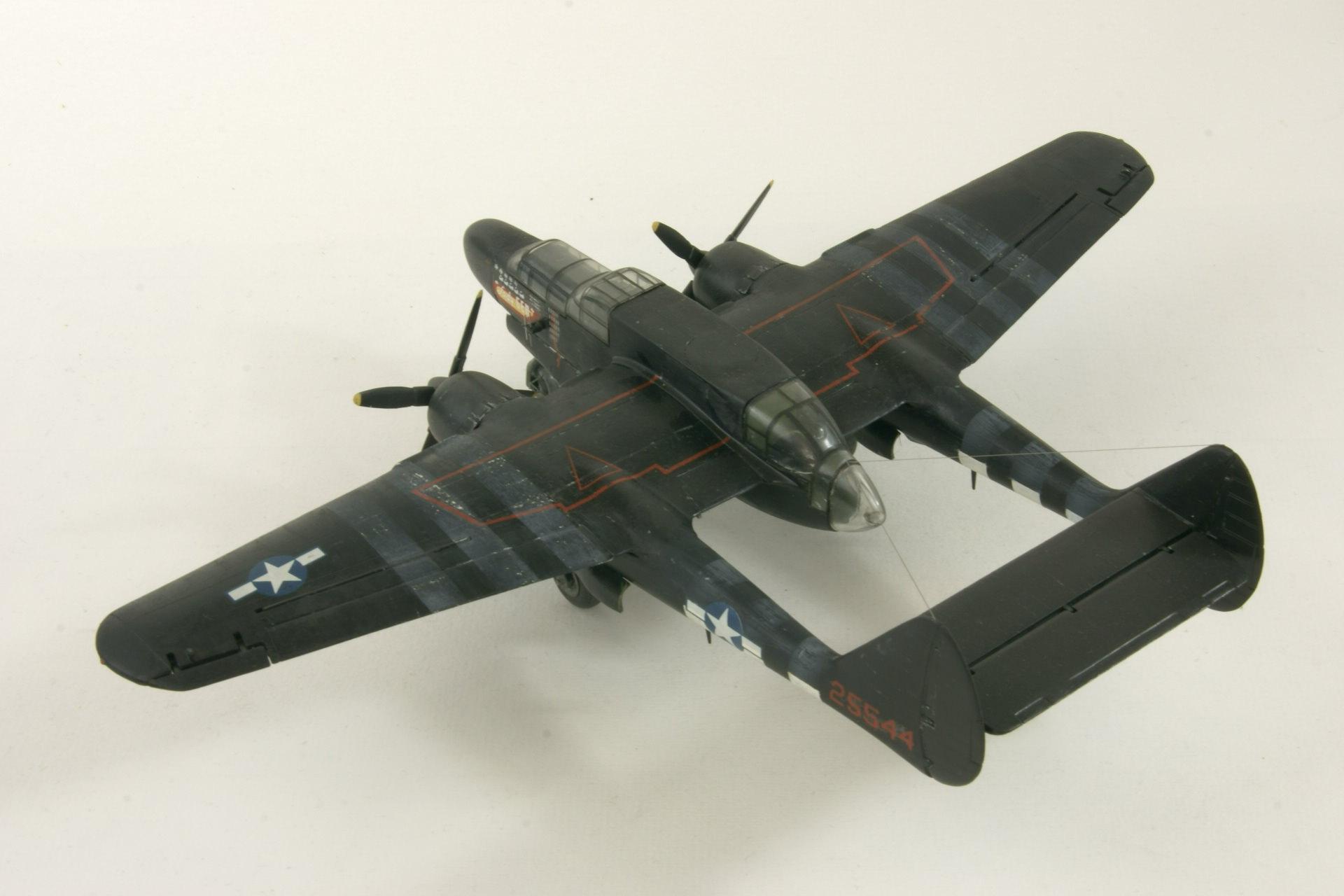 Northrop p 61a black widow 6 1