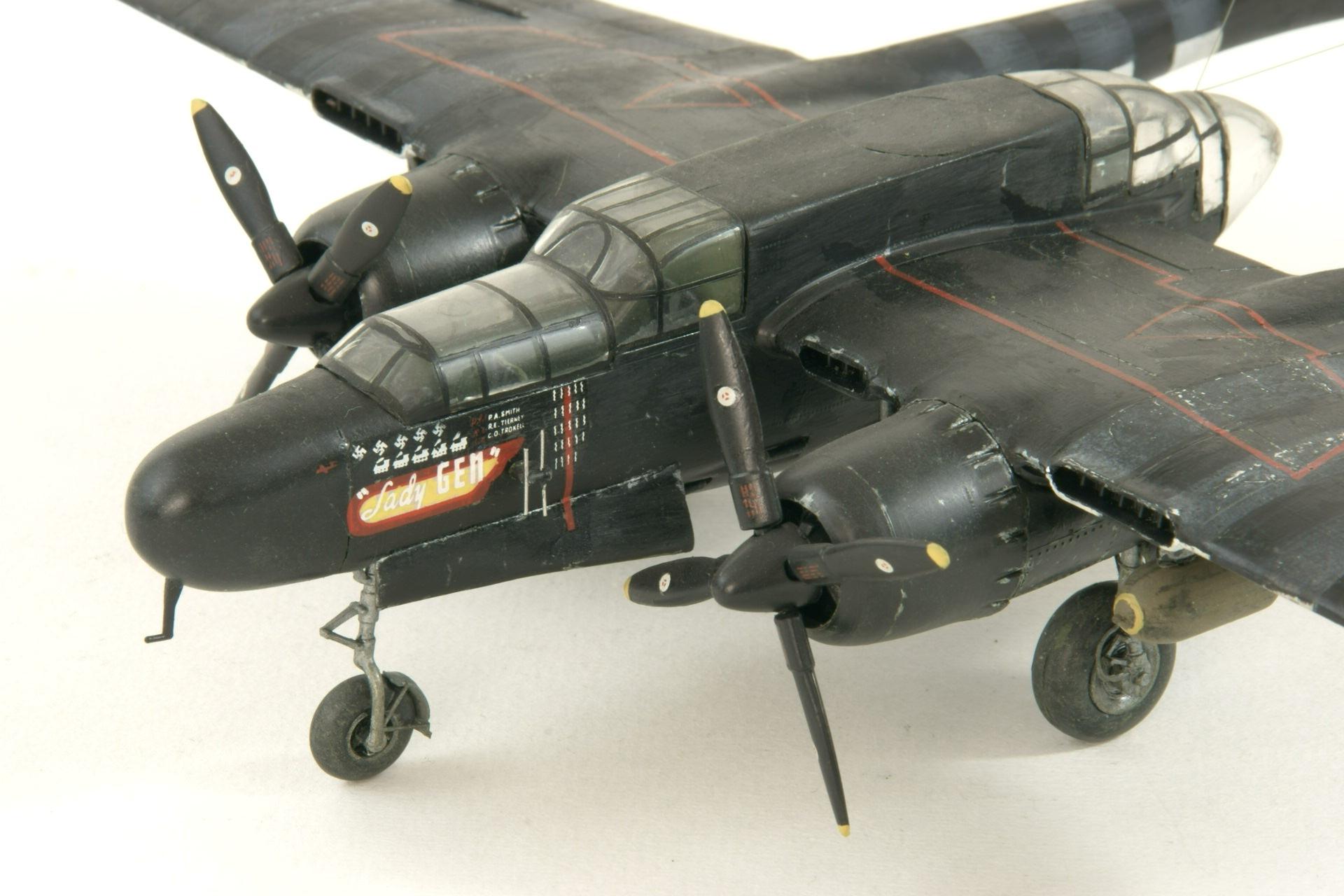 Northrop p 61a black widow 7 1