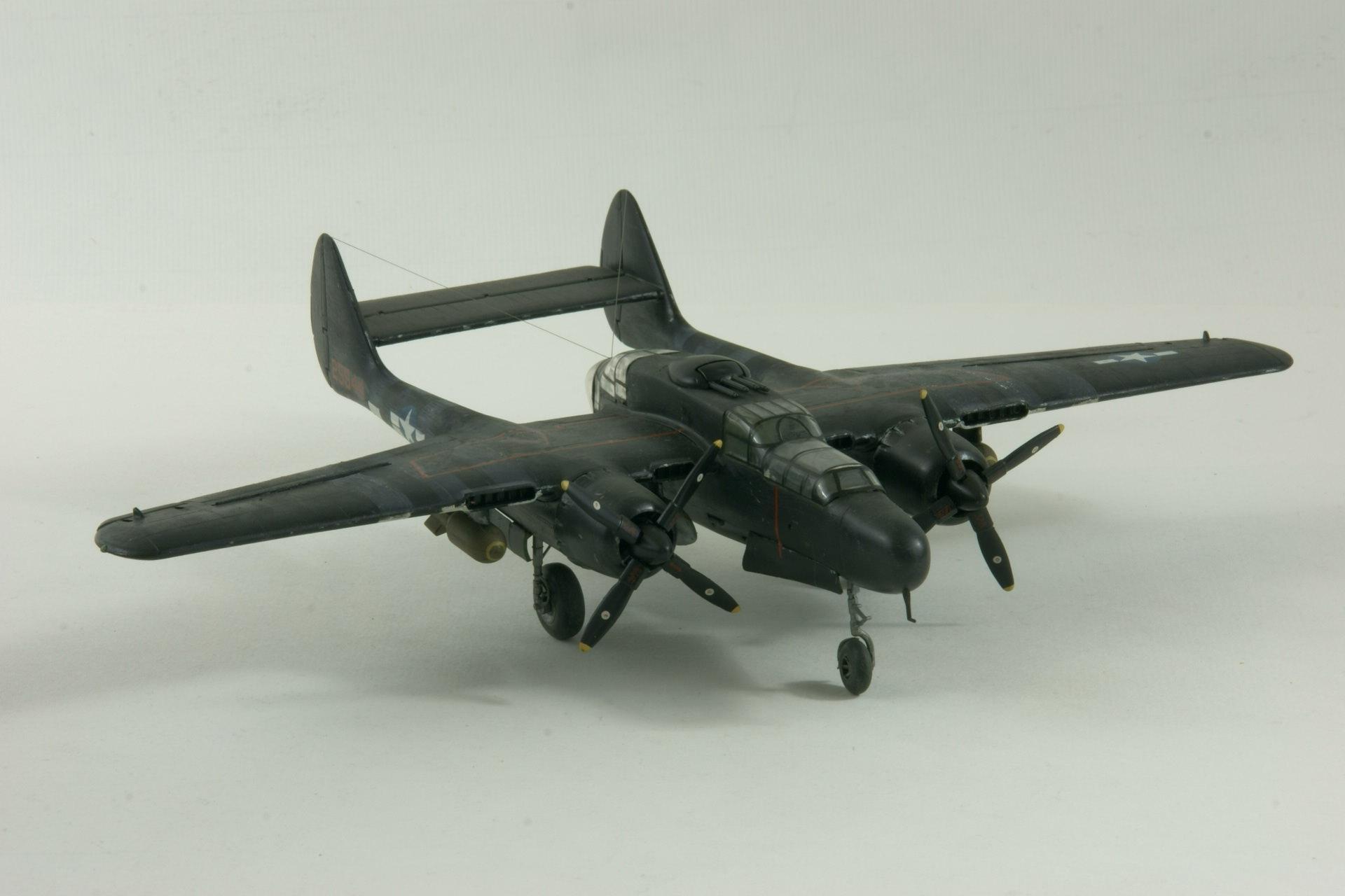 Northrop p 61a black widow 9 1