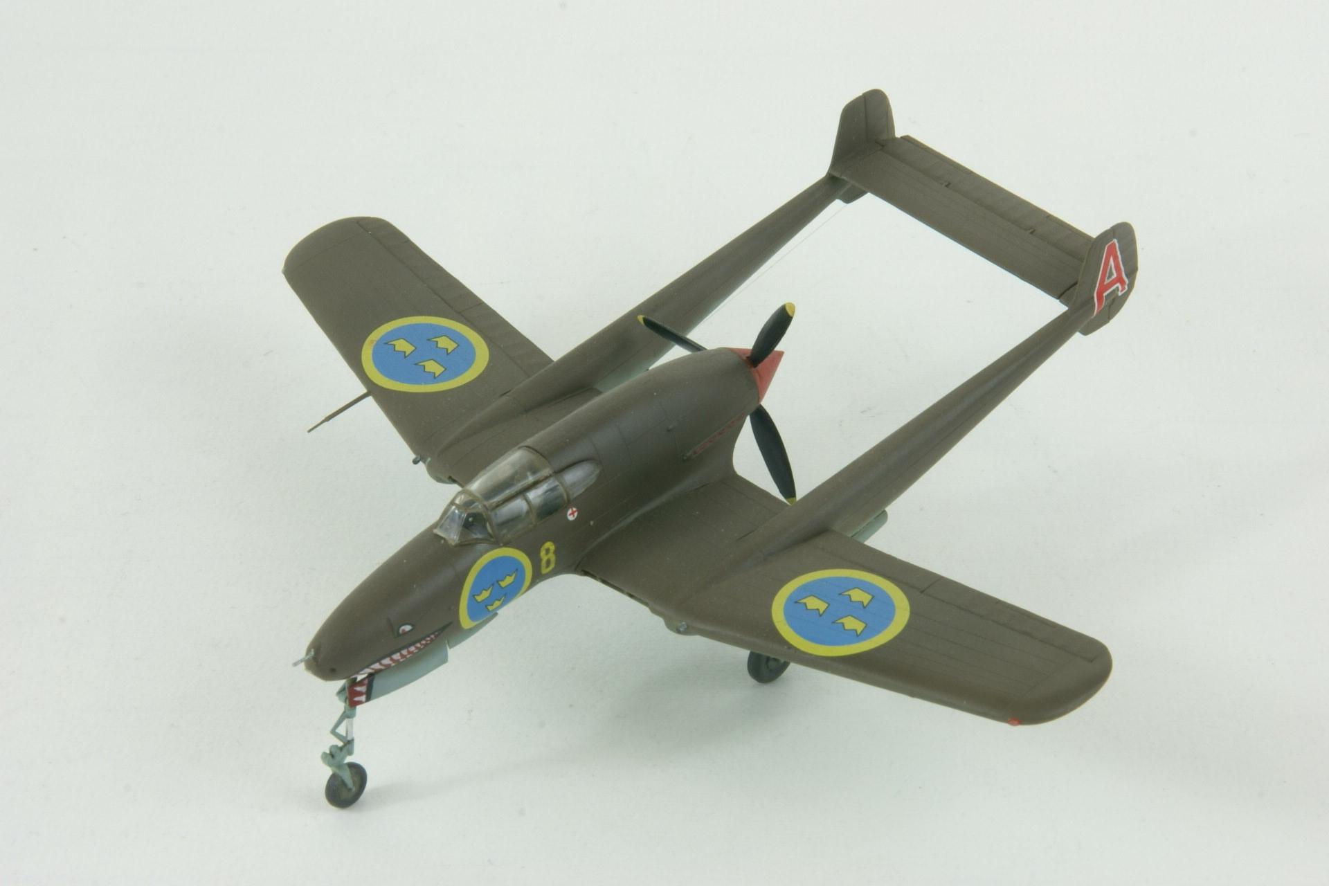 Saab j 21a 1 1
