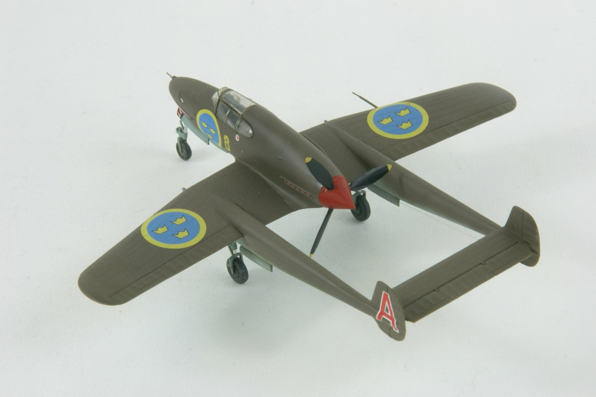 Saab j 21a 2 1