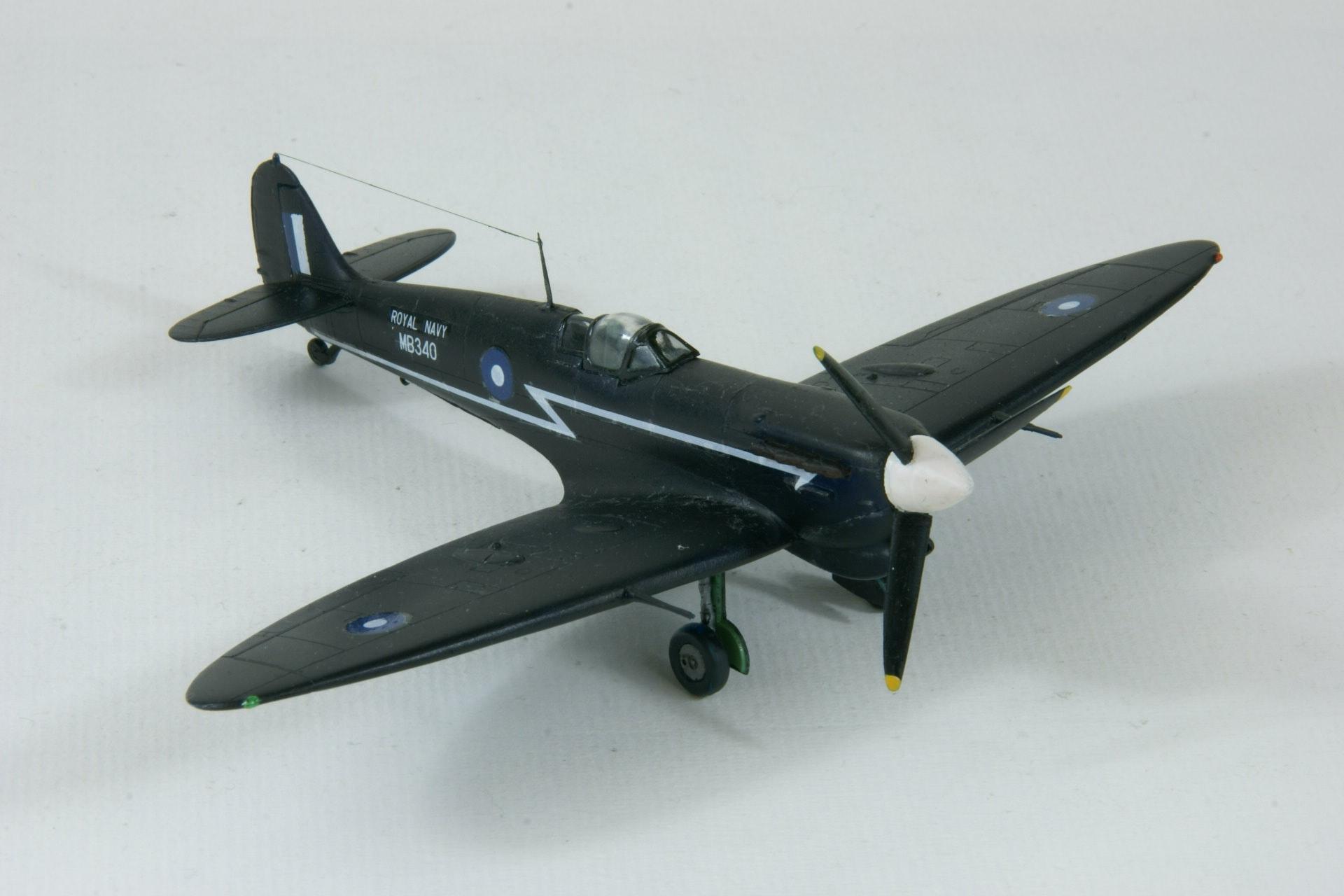Supermarine seafire ib 4