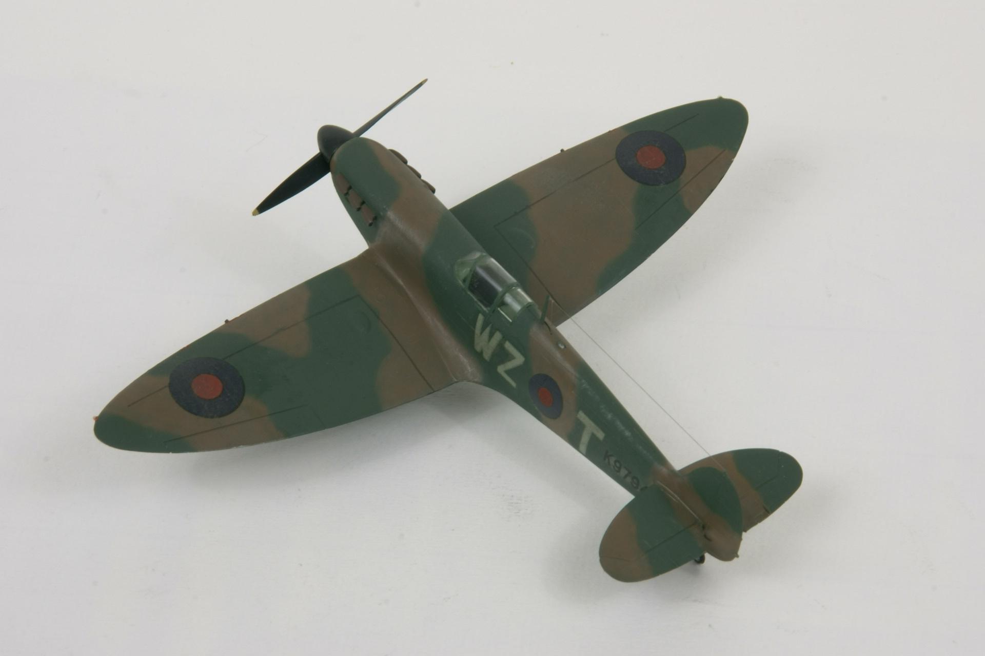 Supermarine spitfire ia early 2