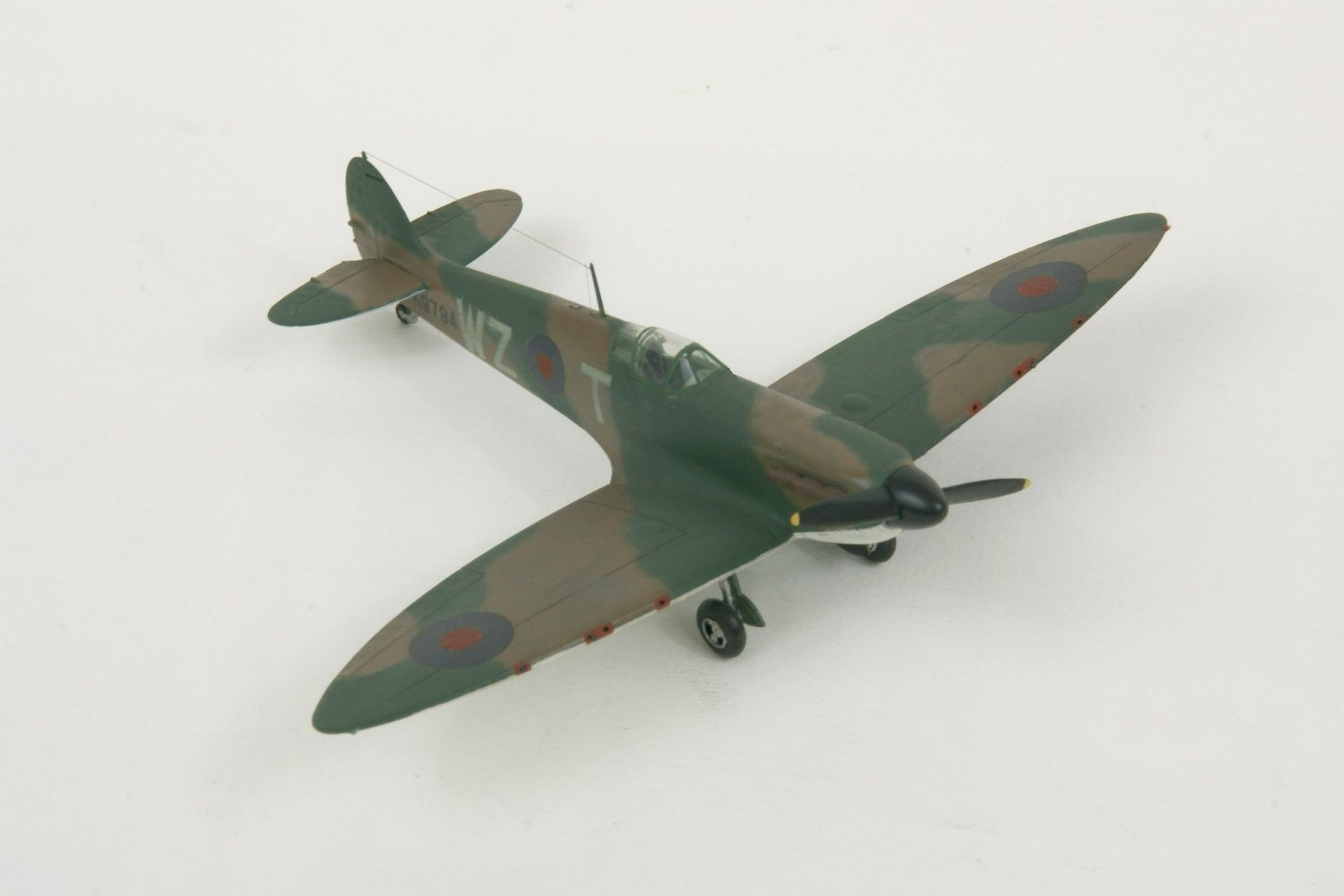 Supermarine spitfire ia early 3
