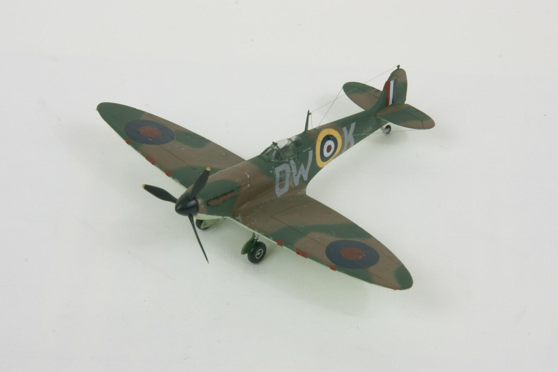 Supermarine spitfire ia late 3