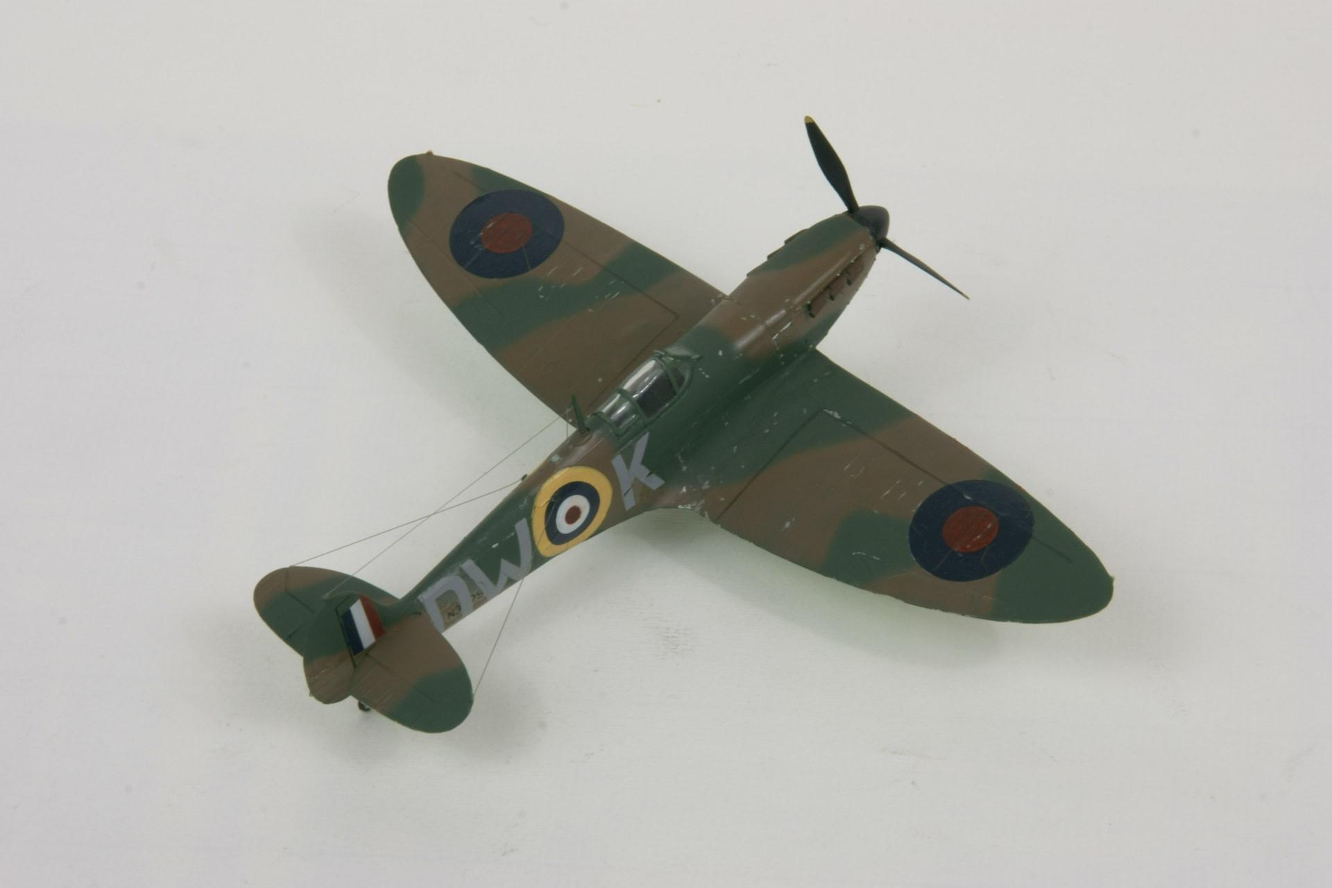 Supermarine spitfire ia late 5
