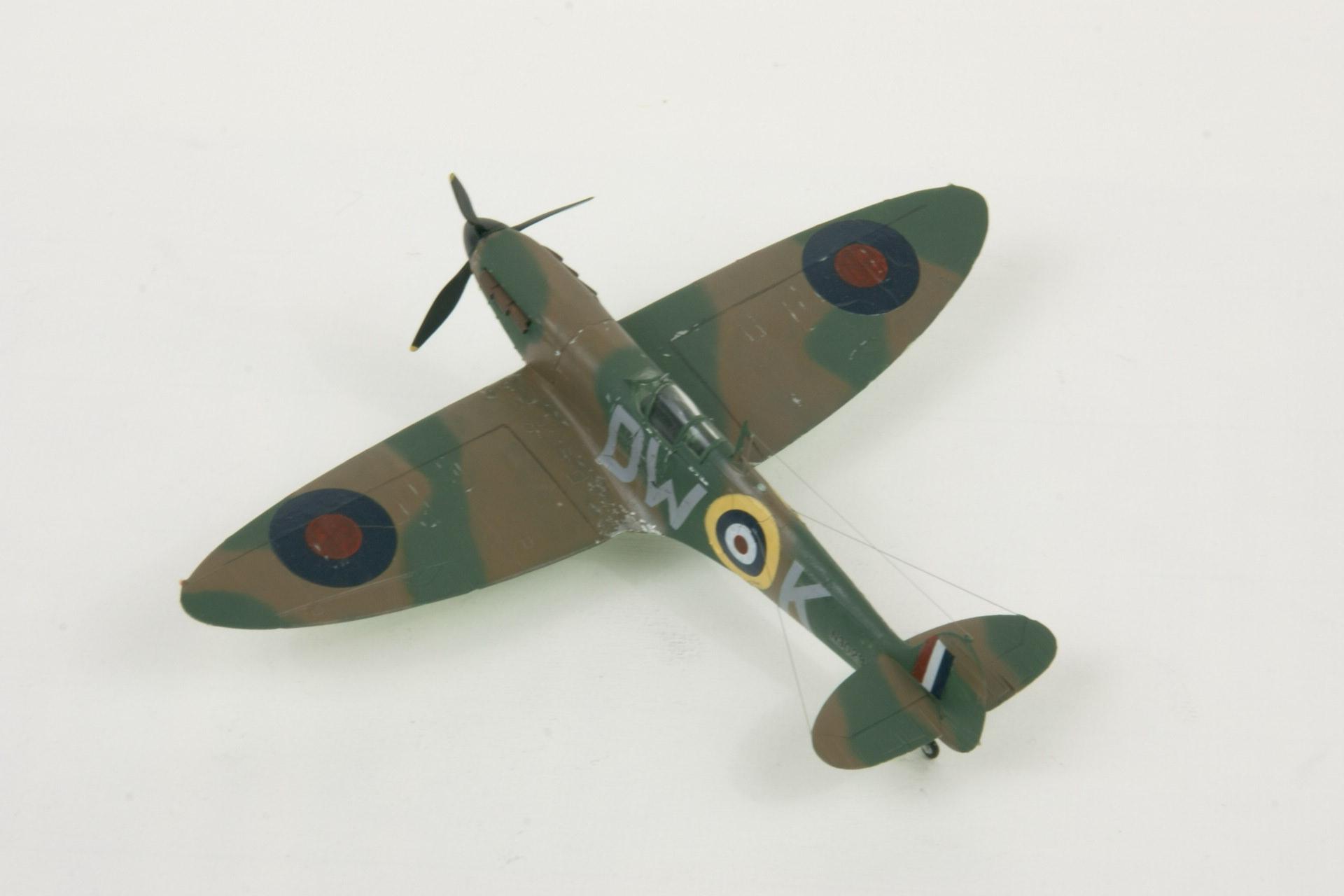 Supermarine spitfire ia late 6