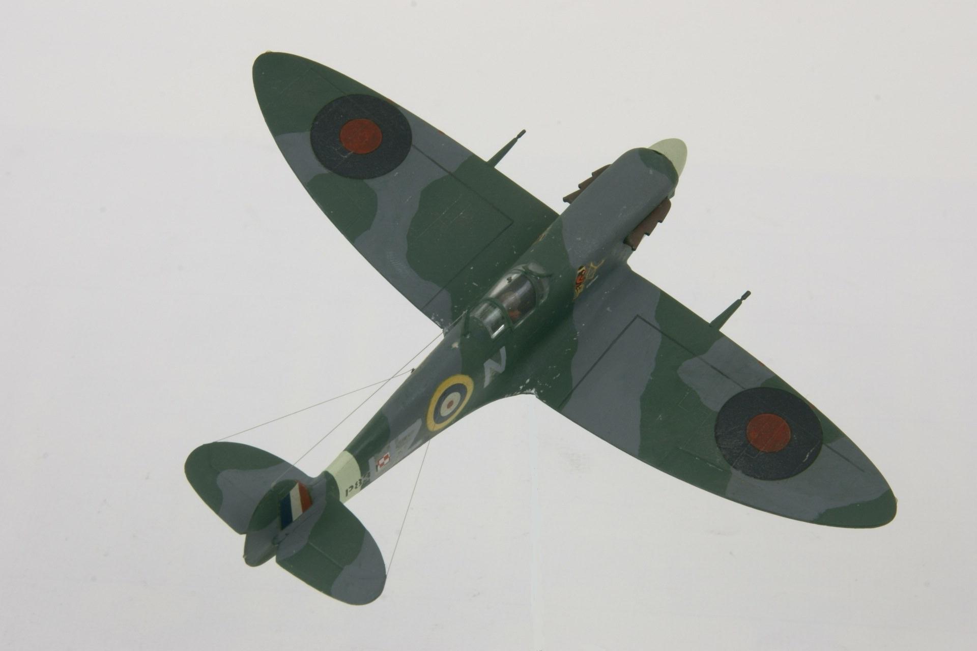 Supermarine spitfire iib 2