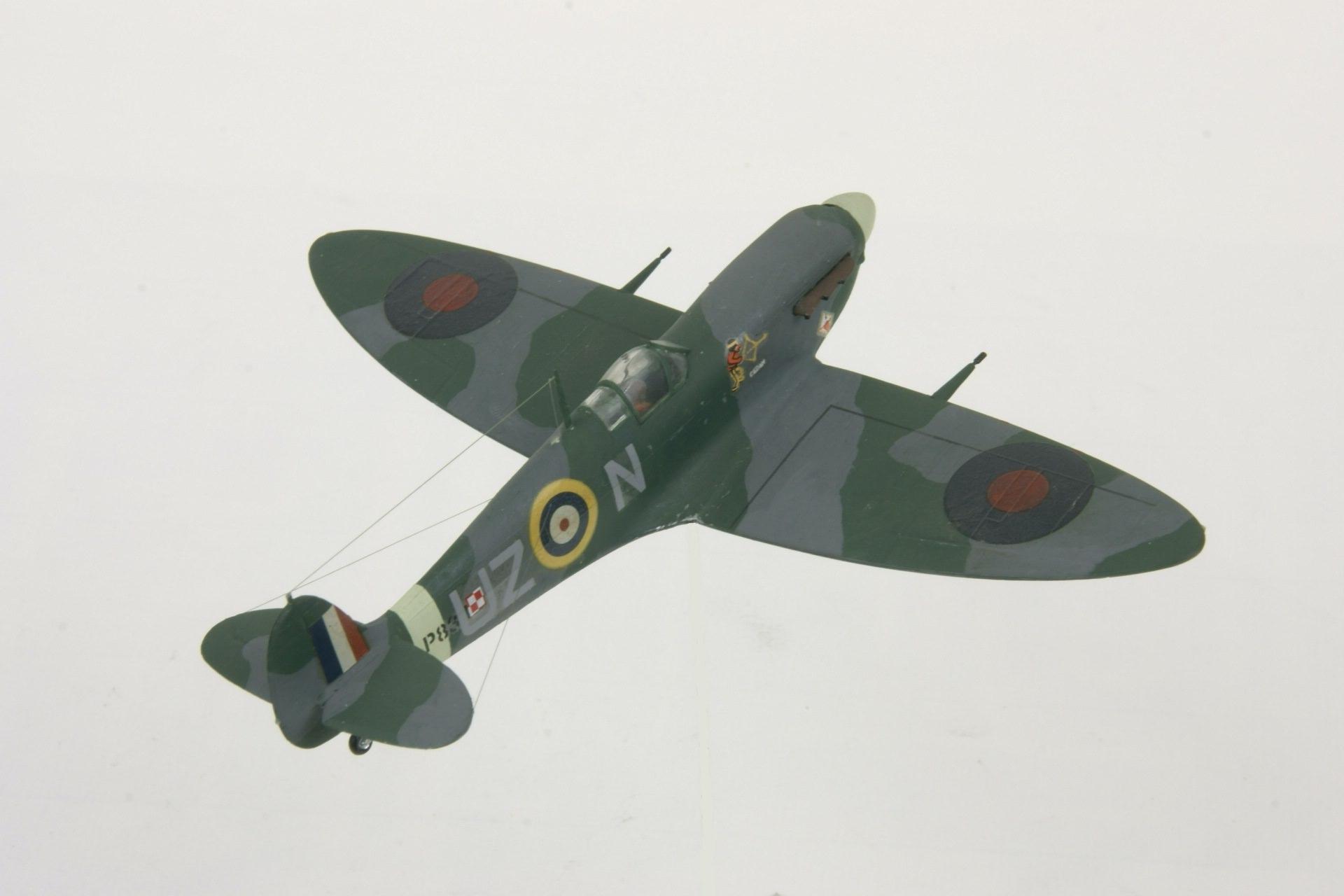 Supermarine spitfire iib 3