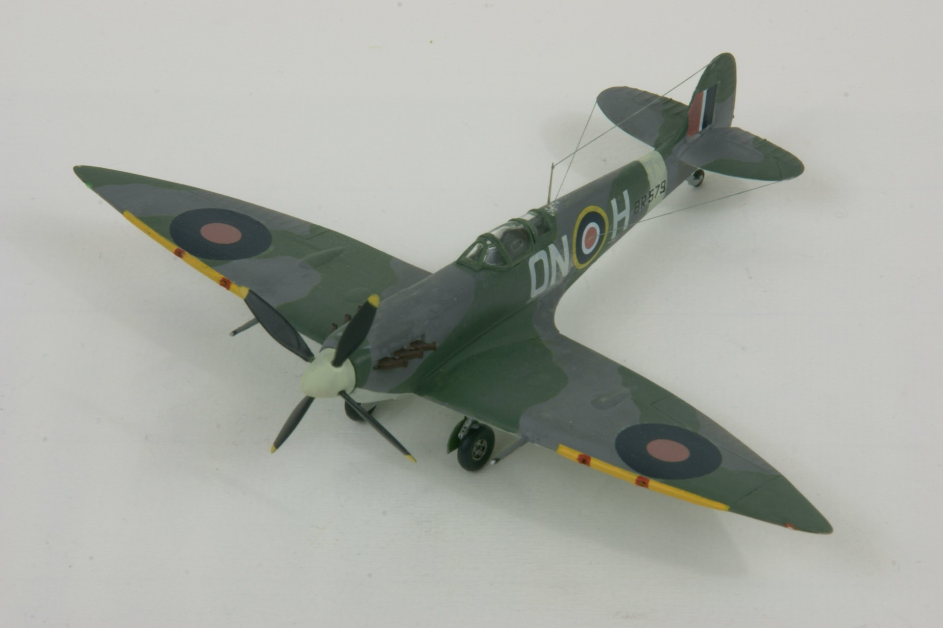 Supermarine spitfire iv 10