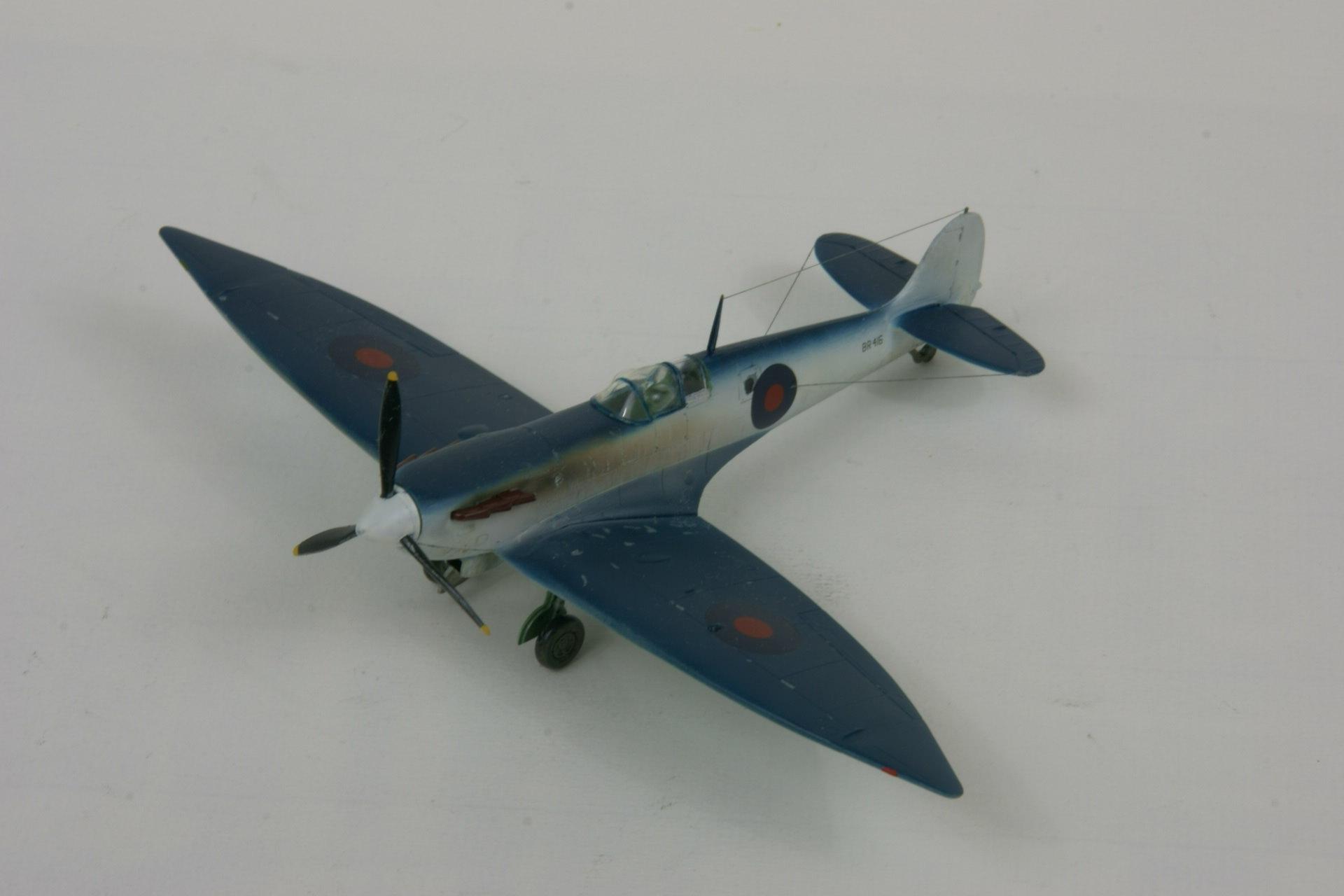 Supermarine spitfire iv 6