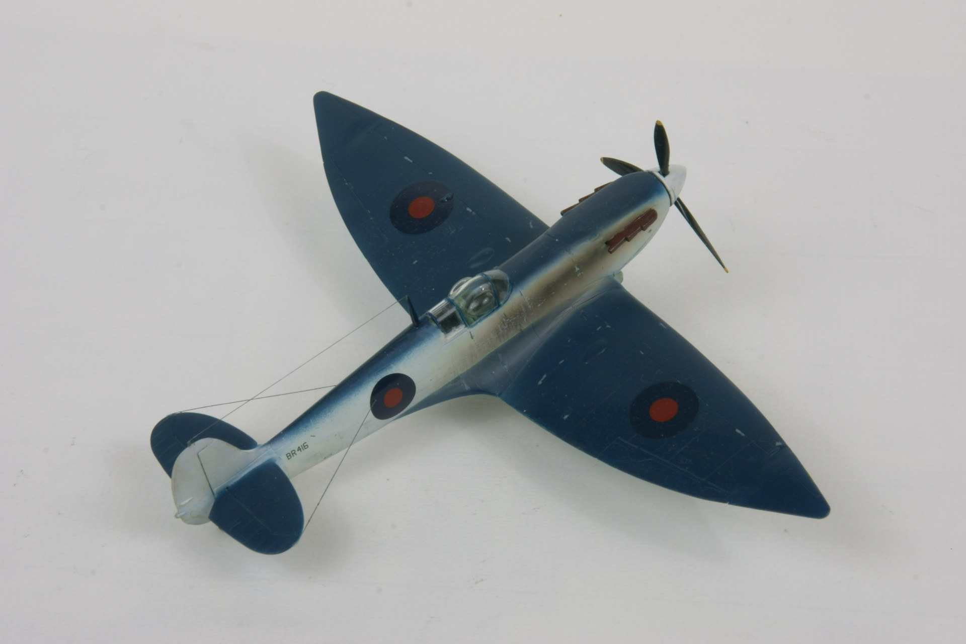 Supermarine spitfire iv 7