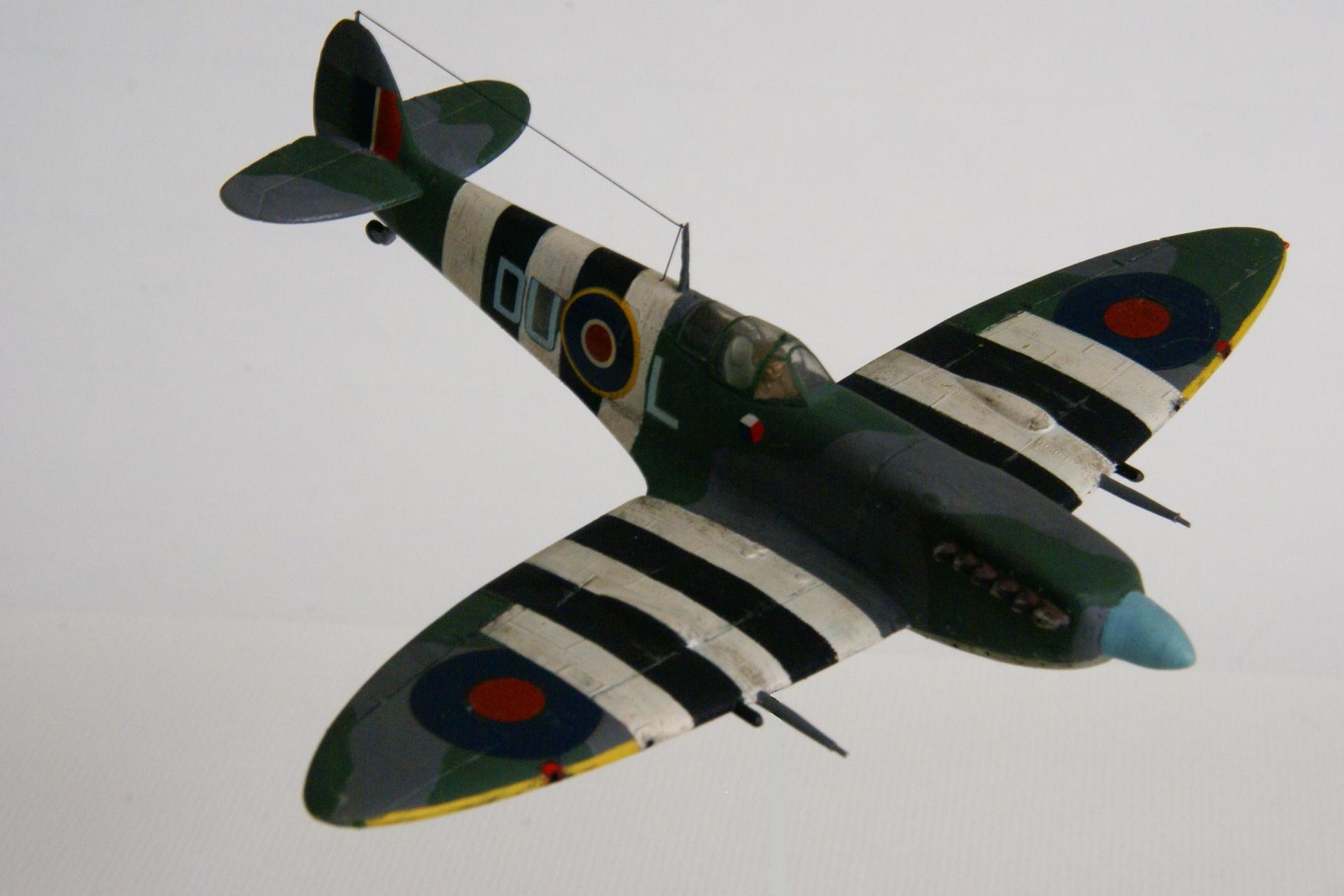 Supermarine spitfire lf ixc 2 1