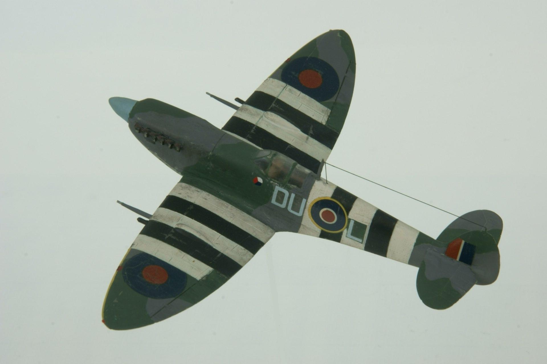 Supermarine spitfire lf ixc 3 1