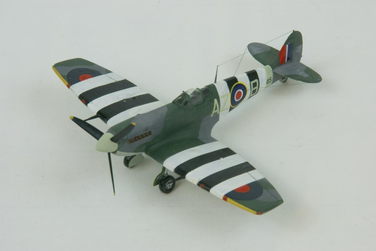 Supermarine spitfire lf vb 6 1