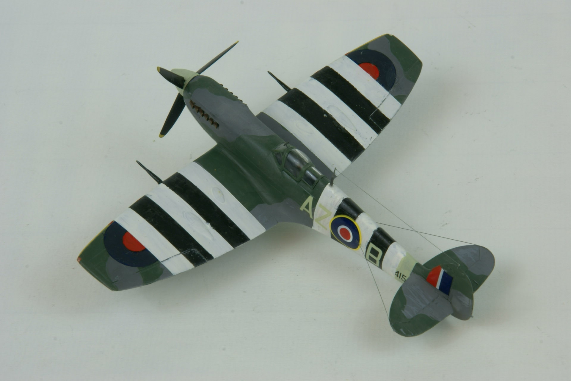 Supermarine spitfire lf vb 7 1