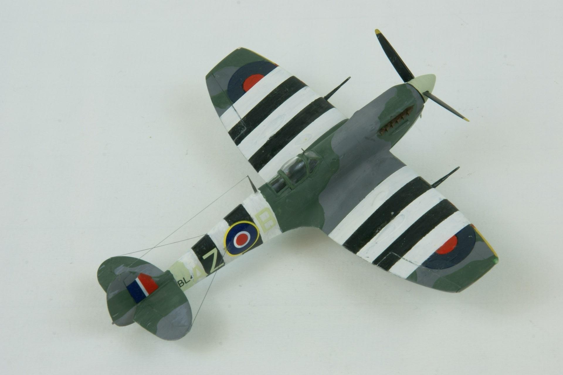 Supermarine spitfire lf vb 8 1