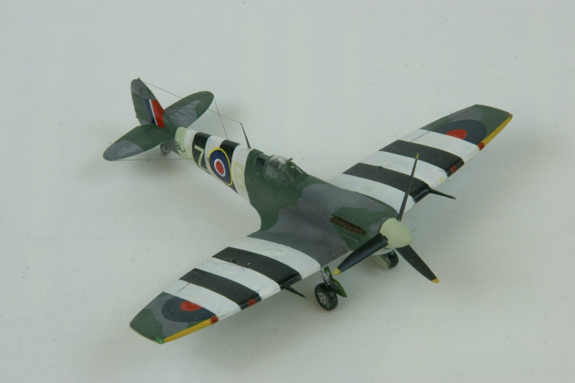 Supermarine spitfire lf vb 9 1