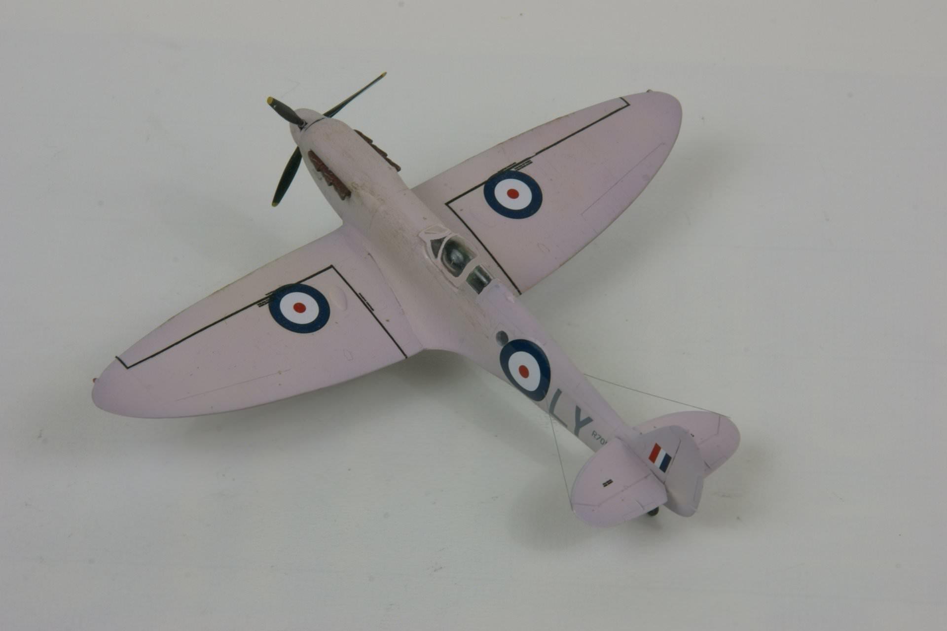 Supermarine spitfire pr ig 1