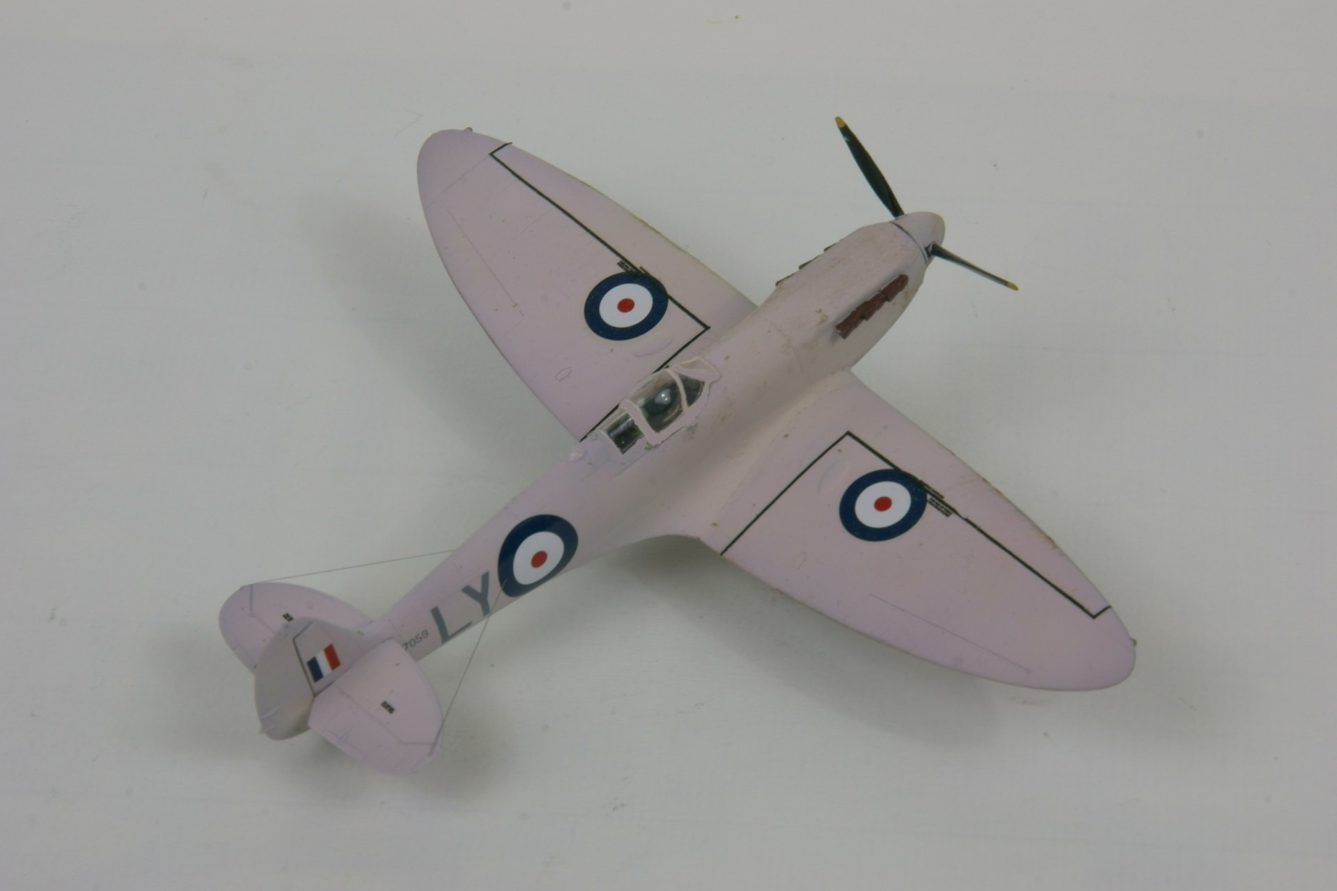 Supermarine spitfire pr ig 2
