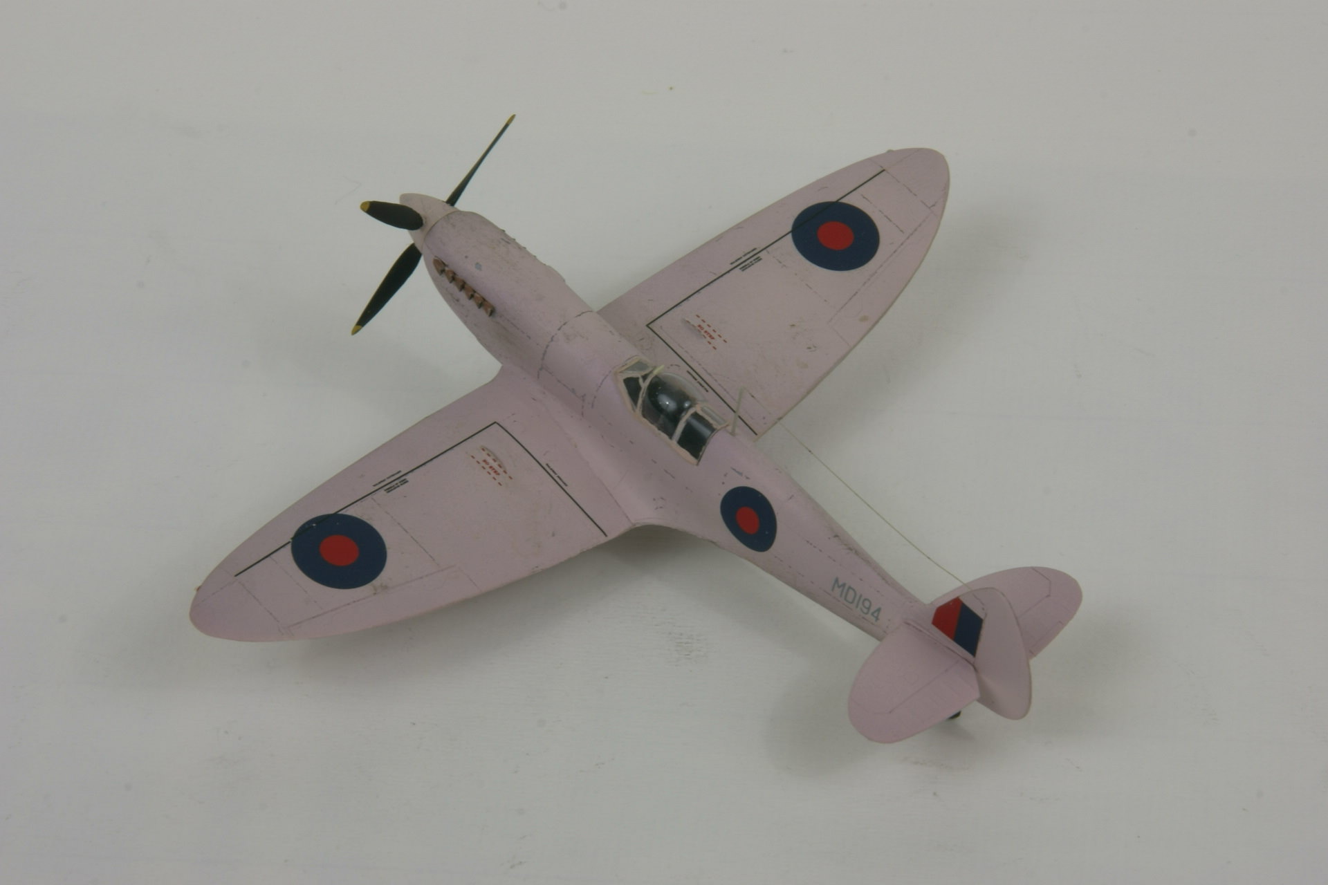 Supermarine spitfire pr xi 3
