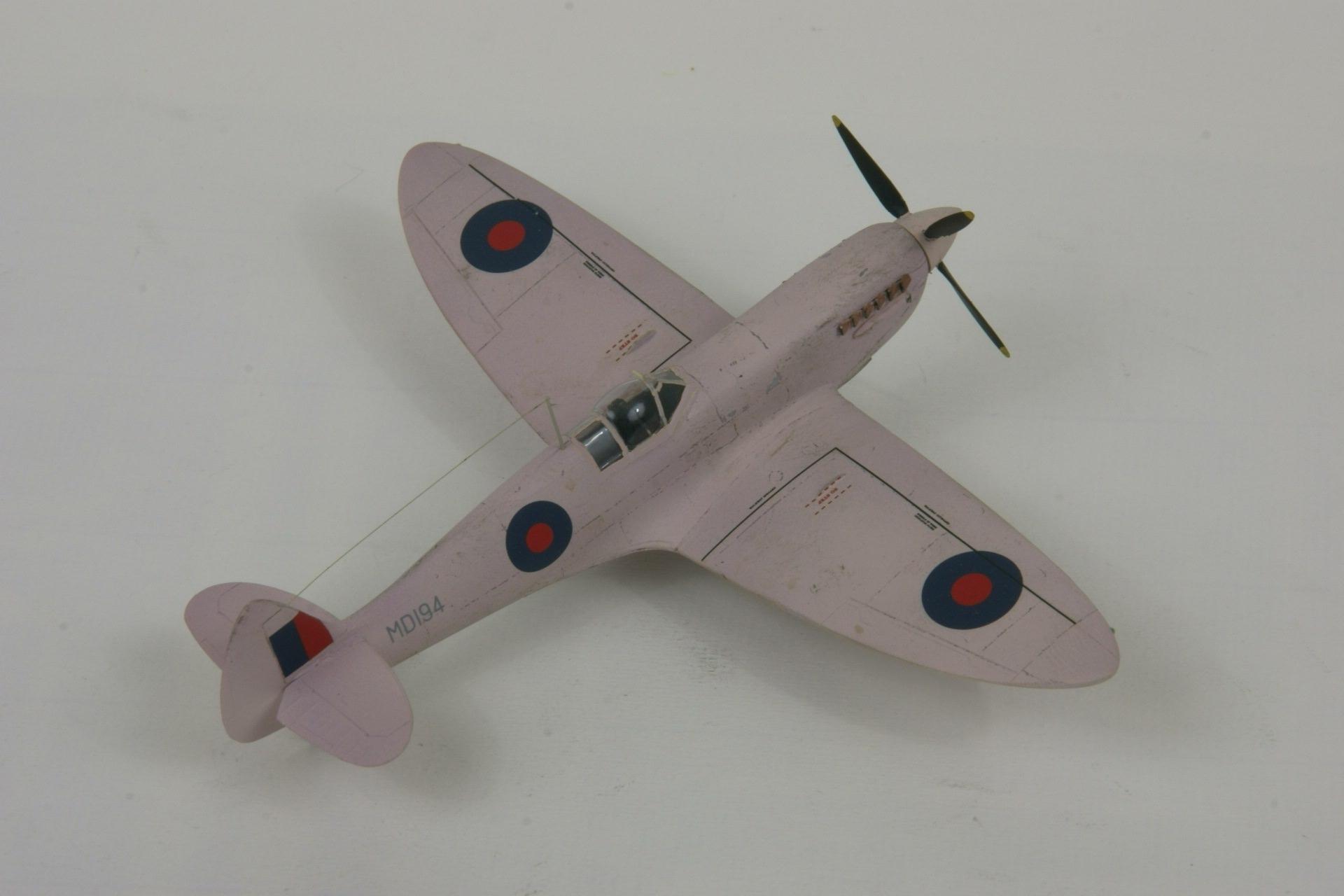 Supermarine spitfire pr xi 4