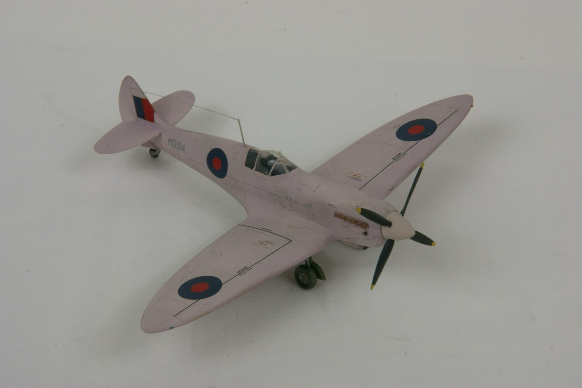 Supermarine spitfire pr xi 5
