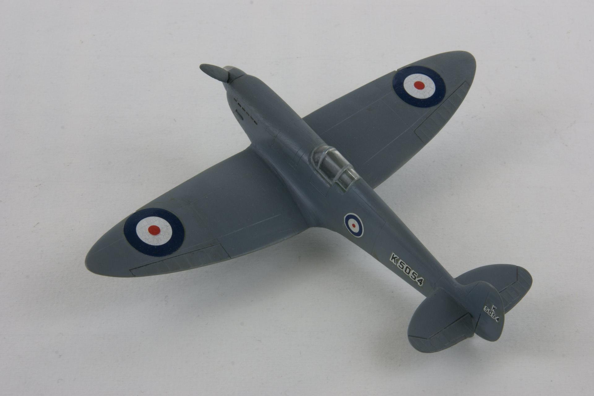 Supermarine spitfire prototype 2 1