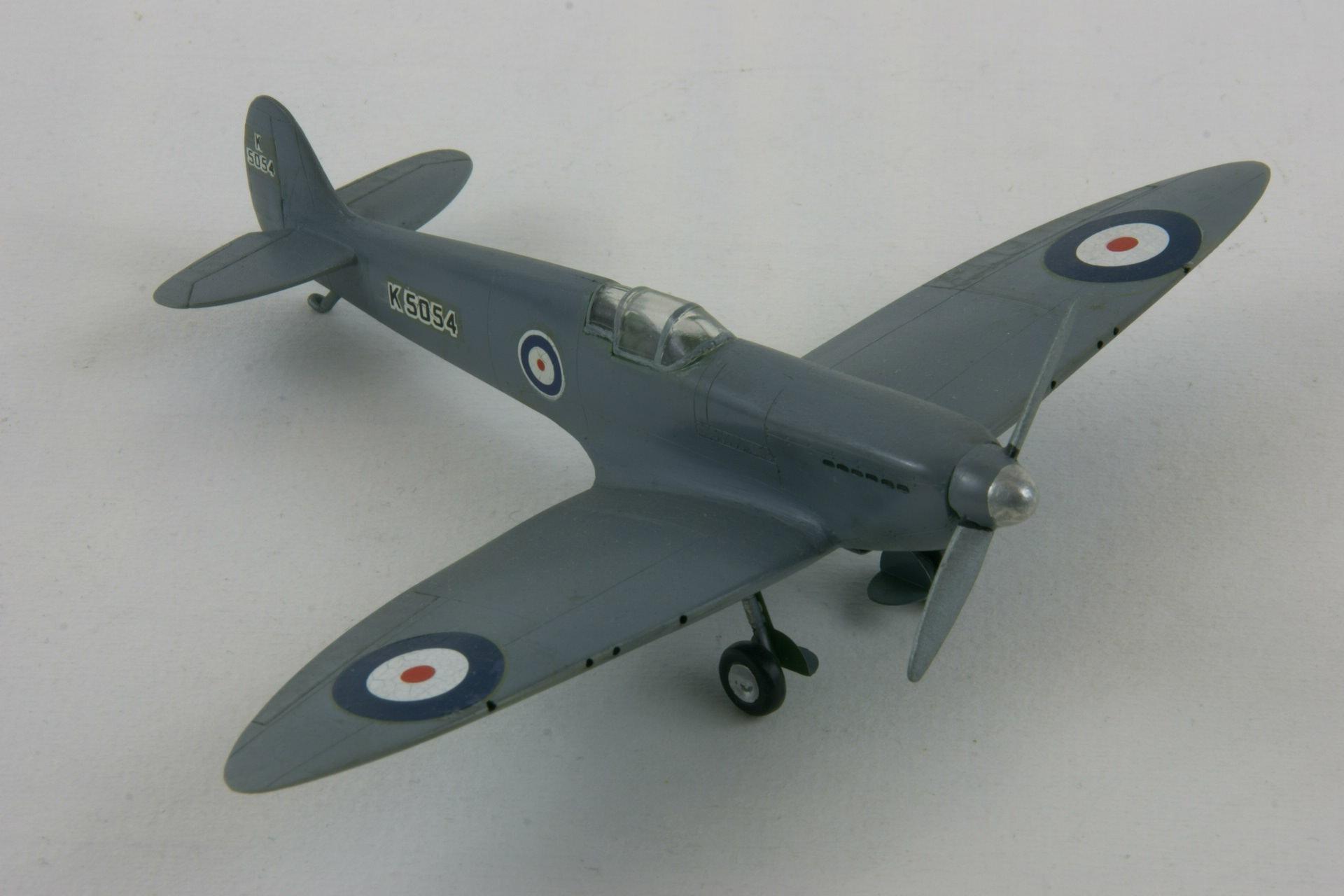 Supermarine spitfire prototype 4 1