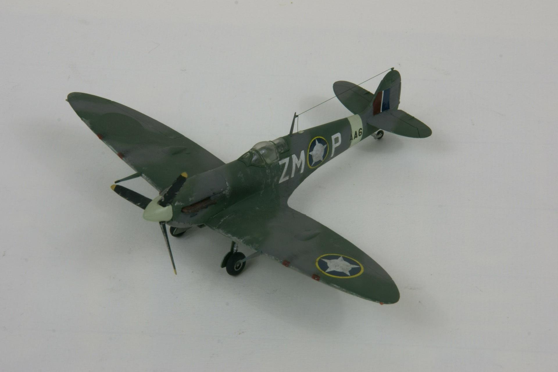 Supermarine spitfire vb 1 1