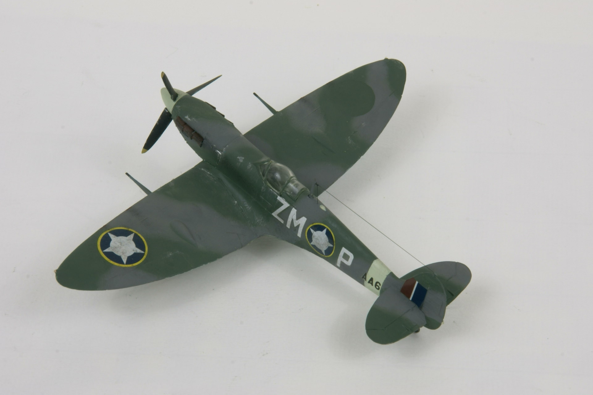 Supermarine spitfire vb 2 1