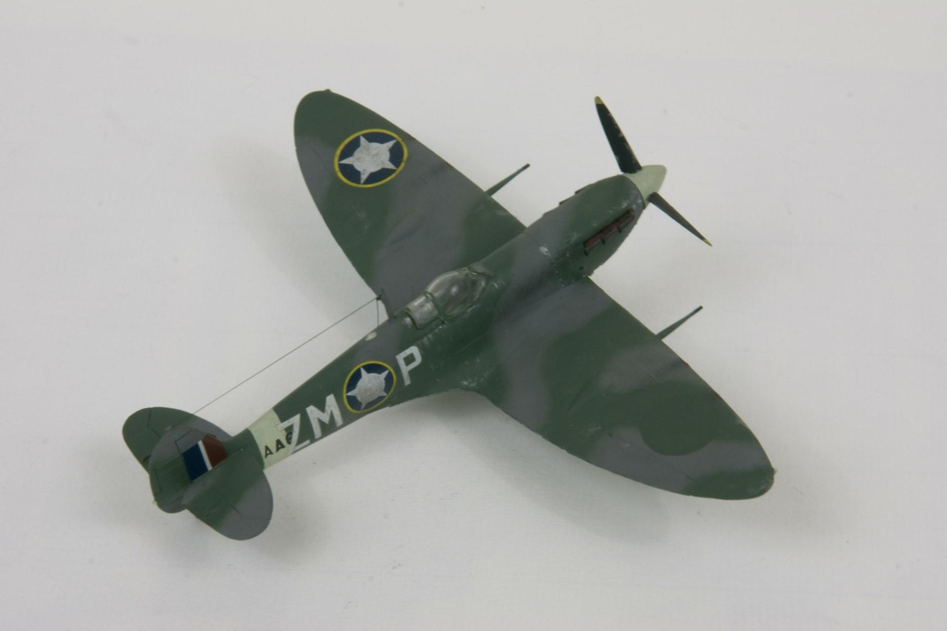 Supermarine spitfire vb 3 1