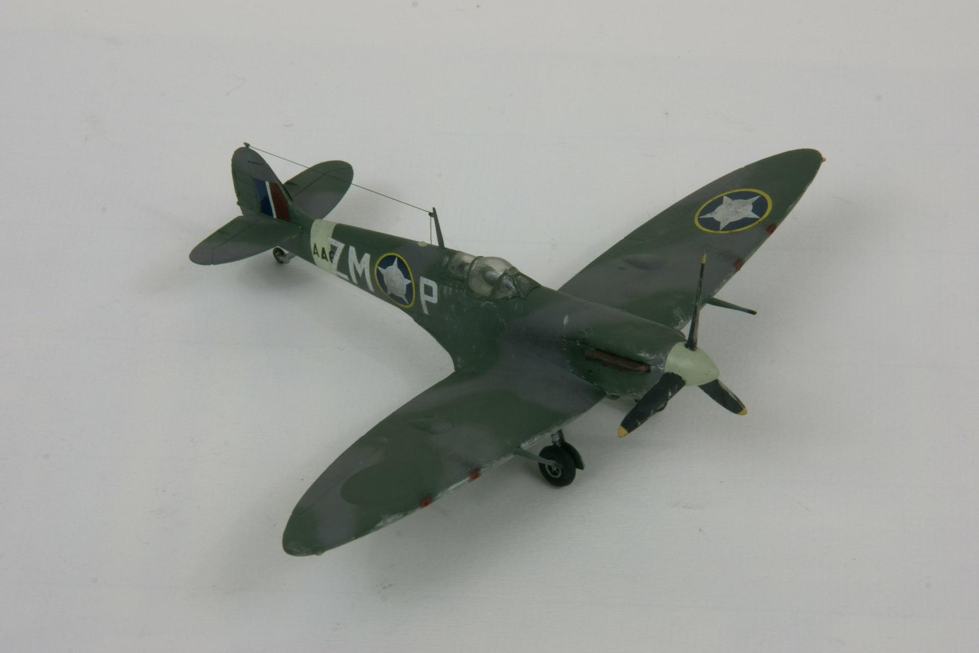 Supermarine spitfire vb 5 1