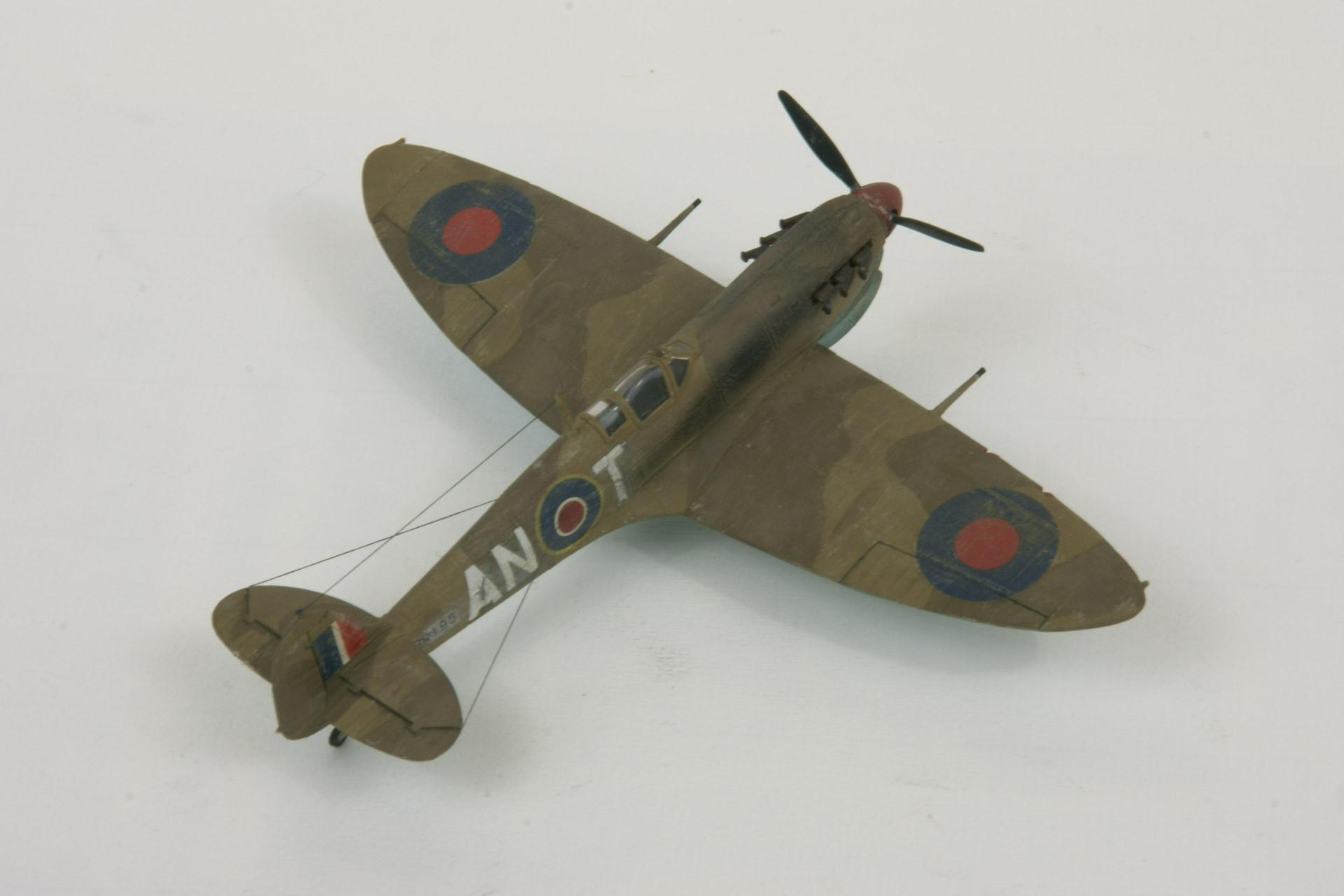 Supermarine spitfire vb trop 2