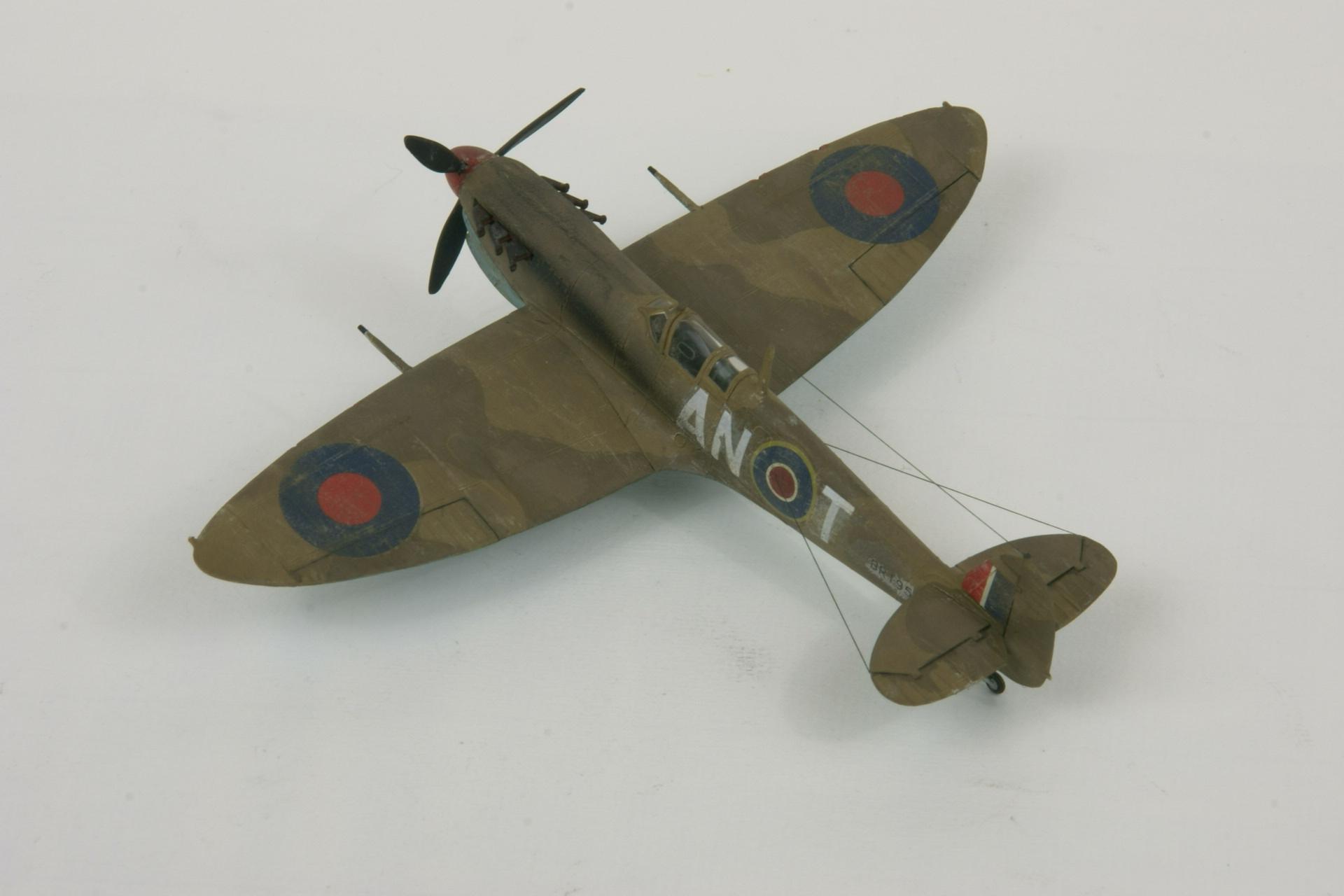 Supermarine spitfire vb trop 3