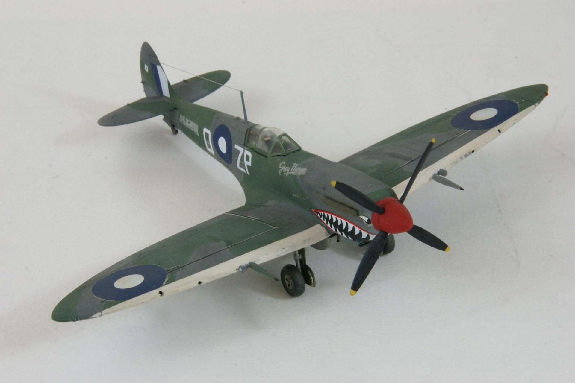 Supermarine spitfire viii 10 1