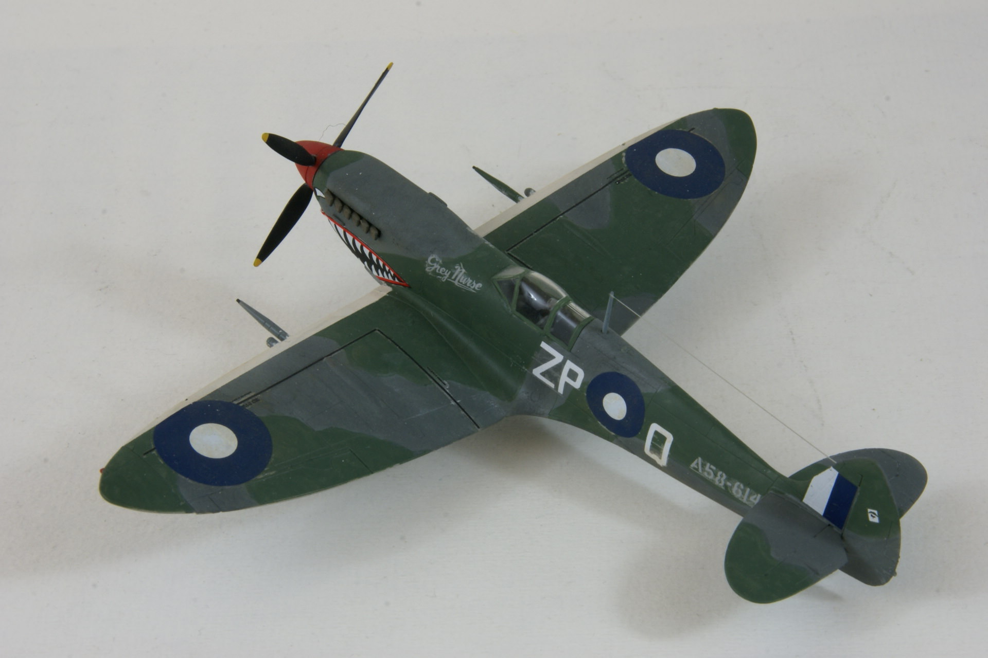 Supermarine spitfire viii 11 1