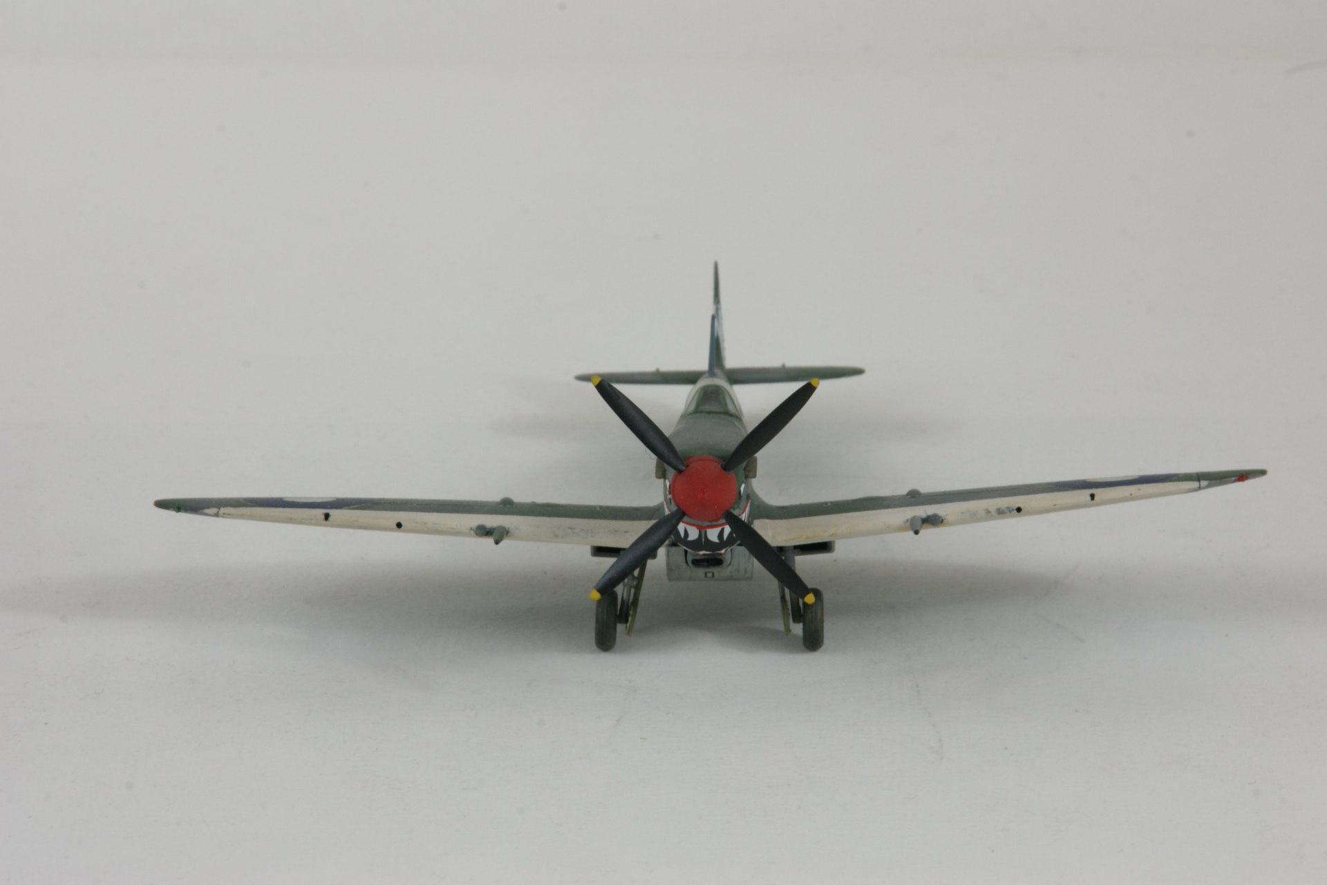 Supermarine spitfire viii 12 1