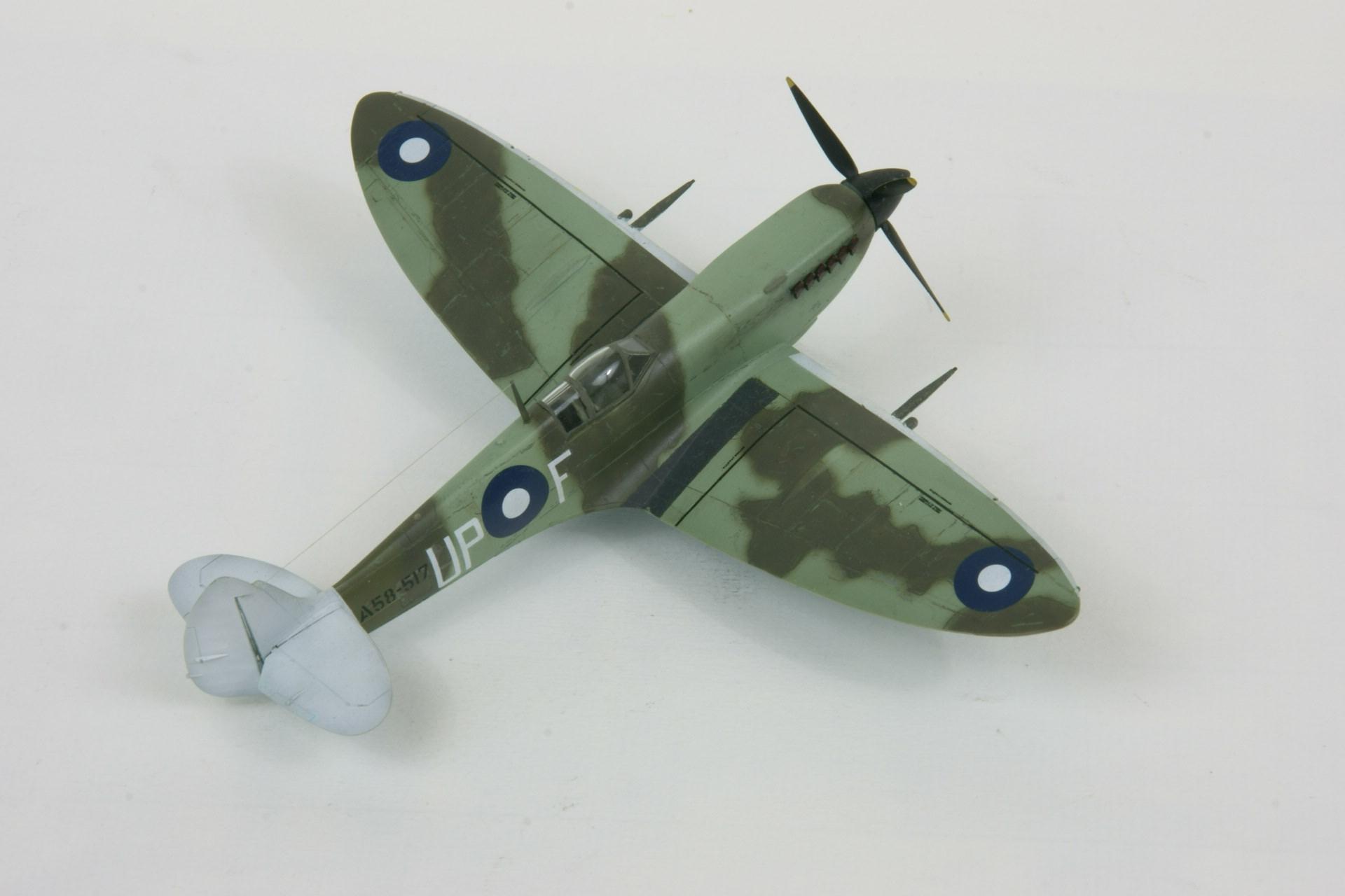 Supermarine spitfire viii 12