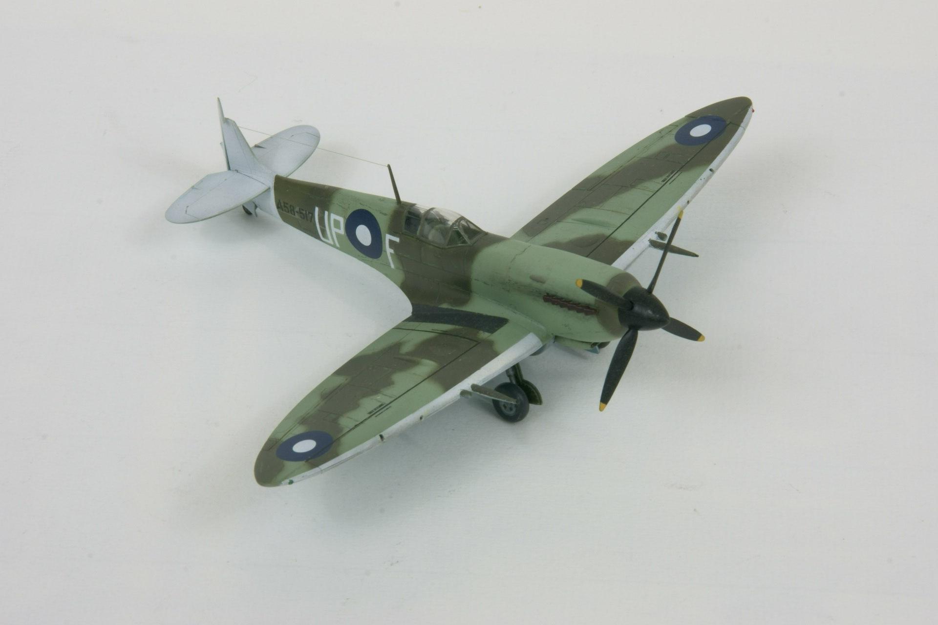 Supermarine spitfire viii 13