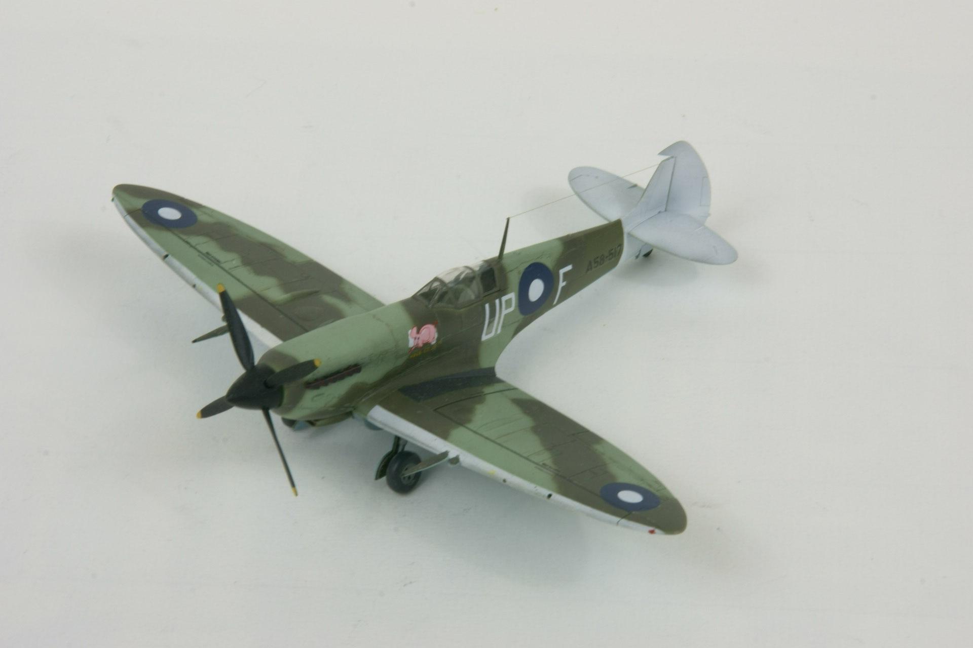 Supermarine spitfire viii 14