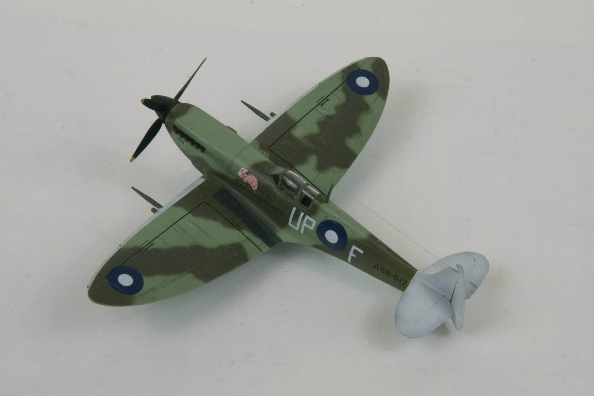 Supermarine spitfire viii 15