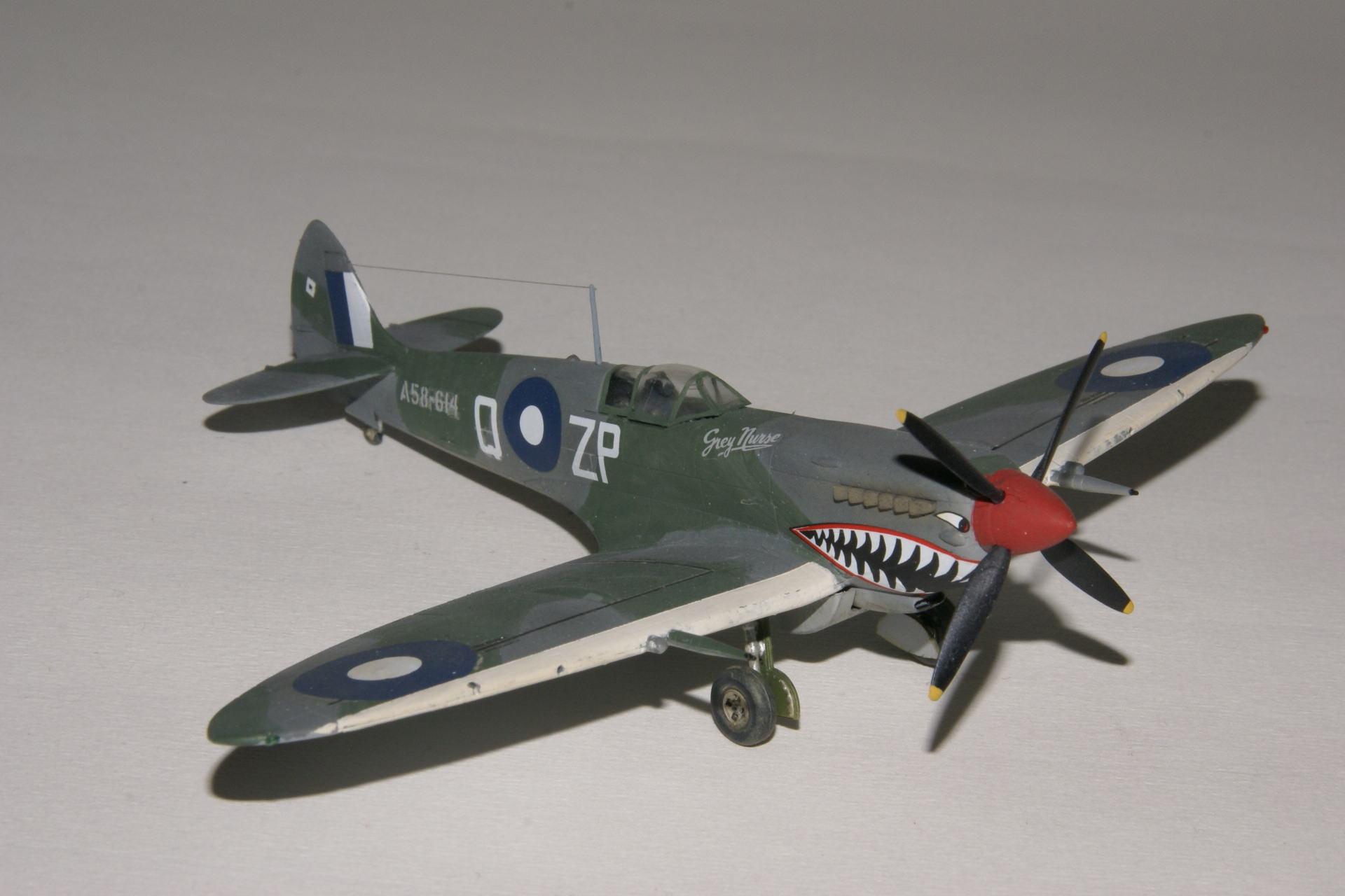 Supermarine spitfire viii 5