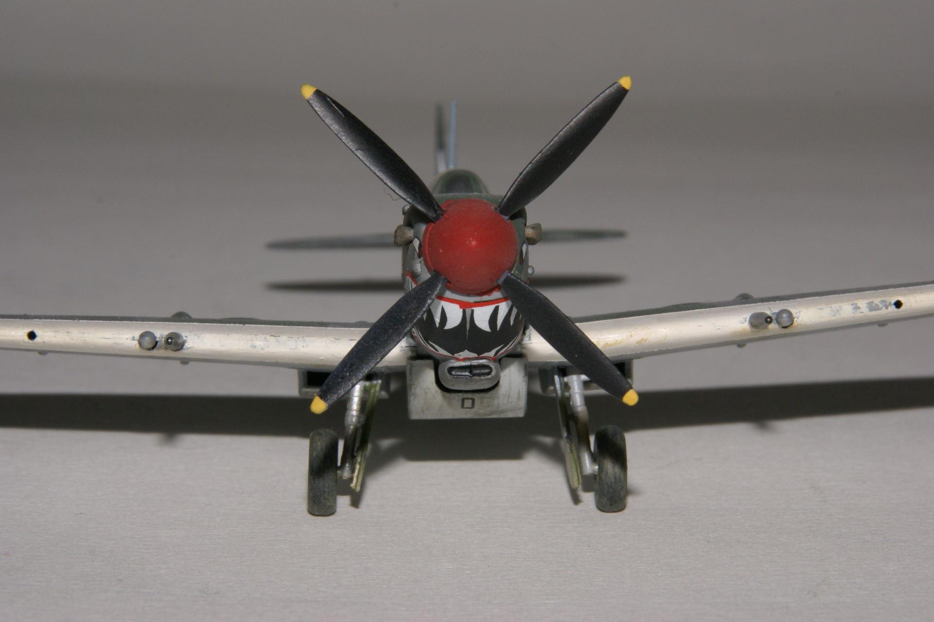 Supermarine spitfire viii 6